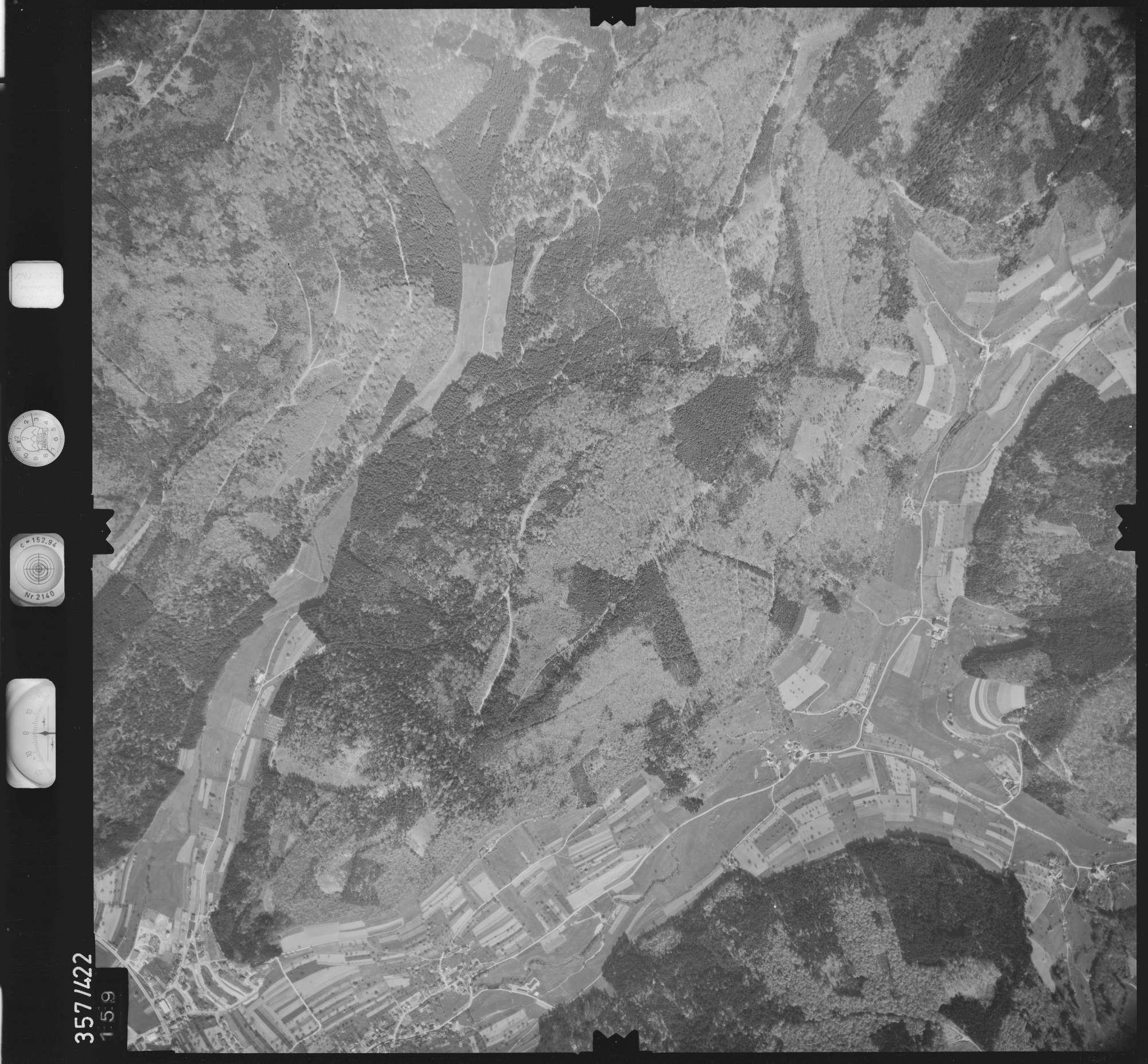 Luftbild: Film 11 Bildnr. 159, Bild 1