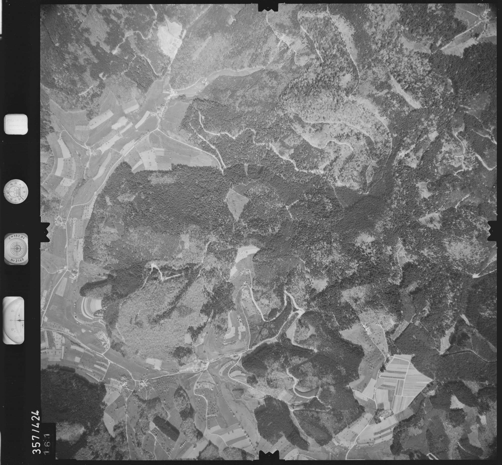 Luftbild: Film 11 Bildnr. 161, Bild 1