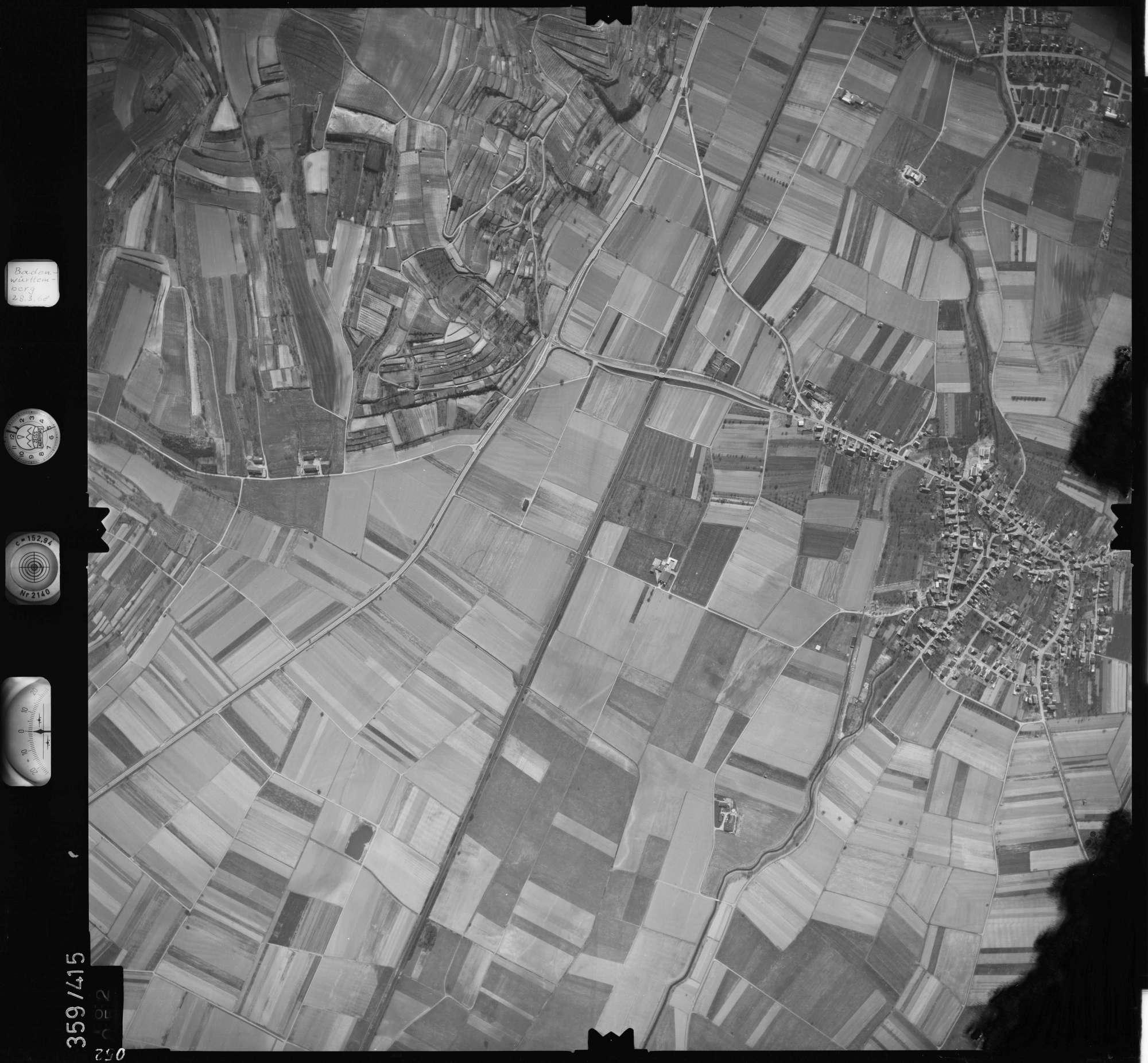 Luftbild: Film 36 Bildnr. 52, Bild 1