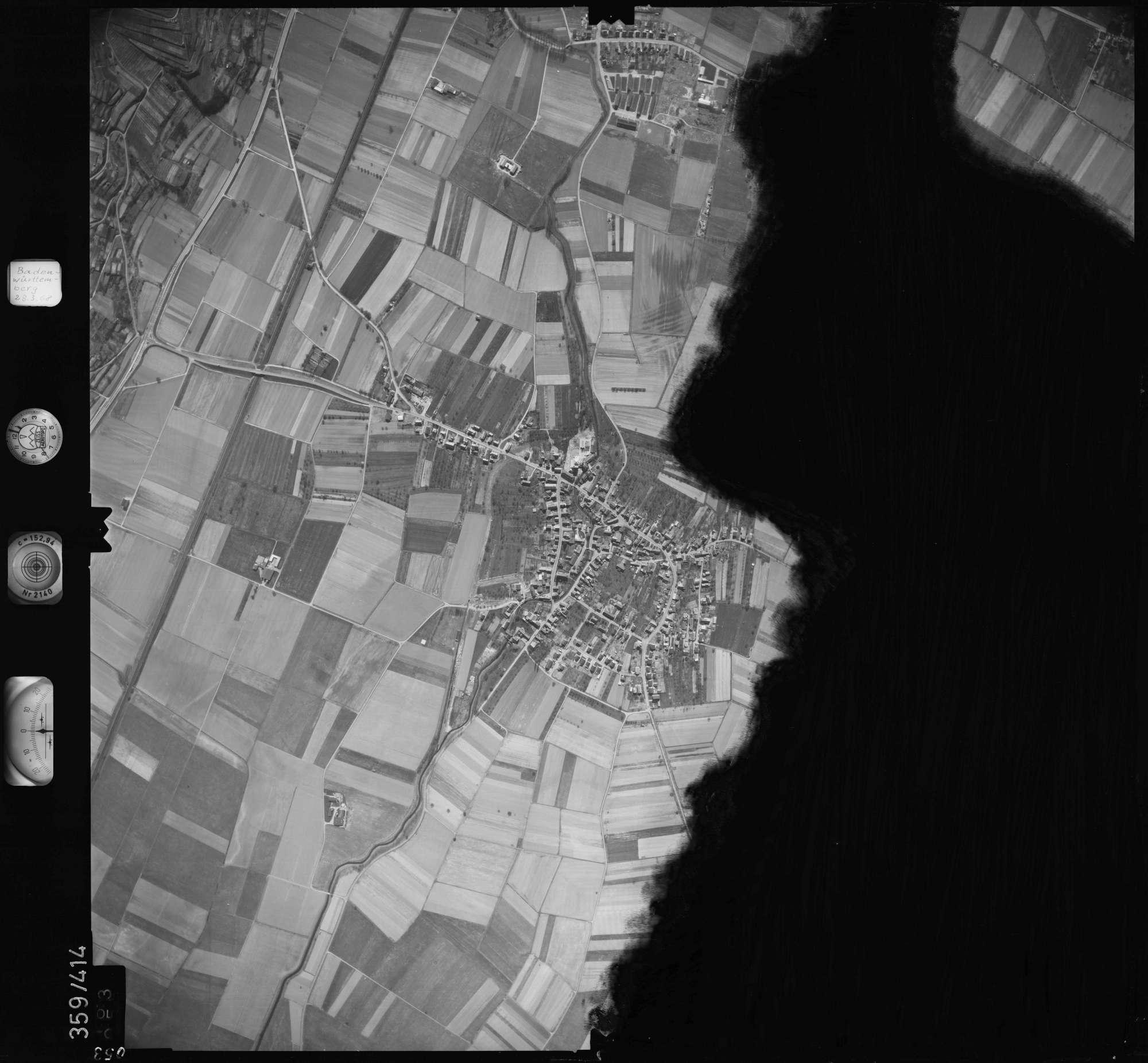 Luftbild: Film 36 Bildnr. 53, Bild 1