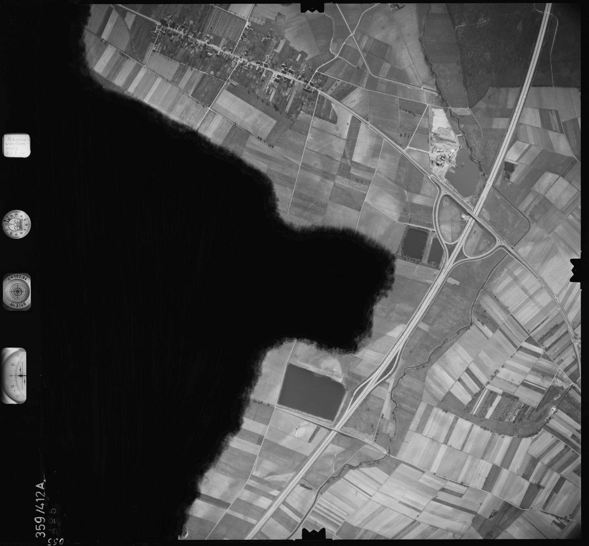 Luftbild: Film 36 Bildnr. 55, Bild 1