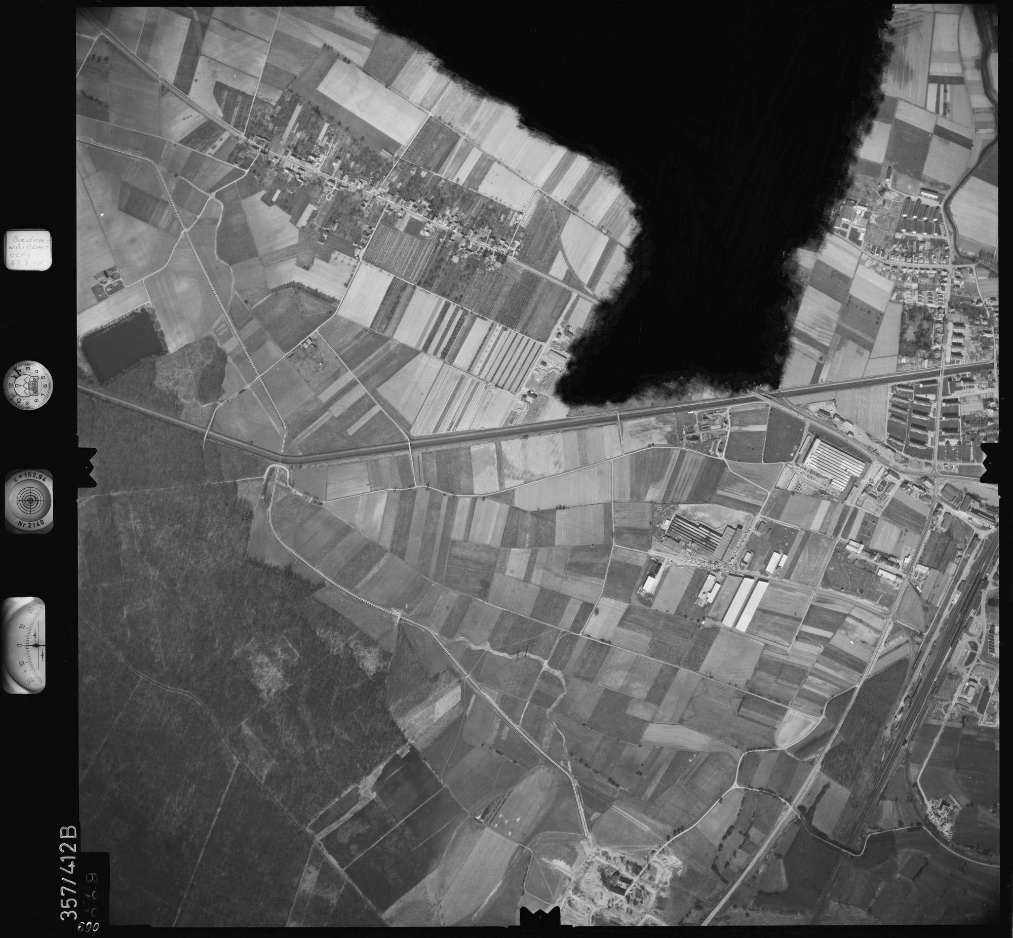 Luftbild: Film 36 Bildnr. 69, Bild 1