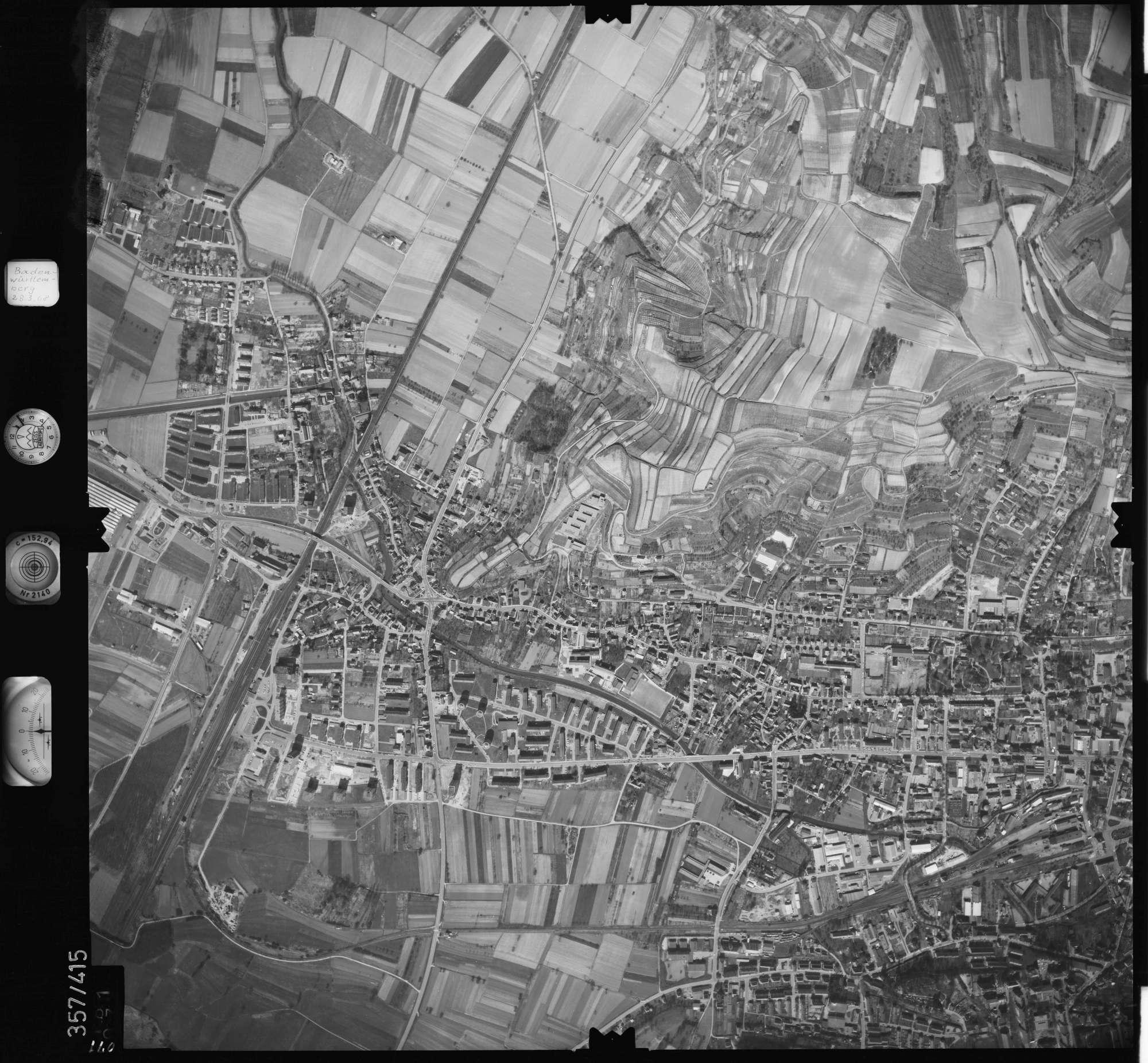 Luftbild: Film 36 Bildnr. 71, Bild 1