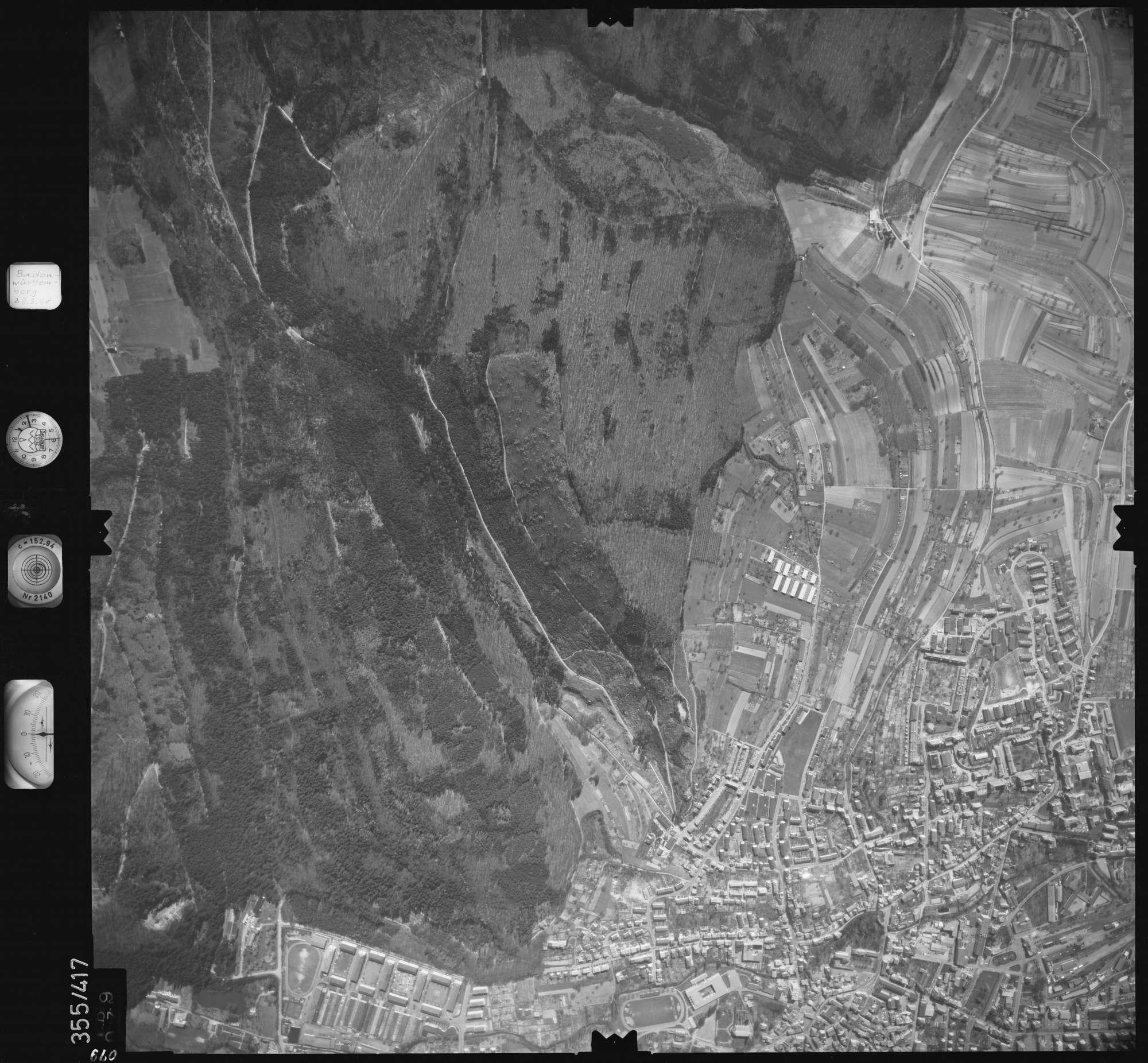 Luftbild: Film 36 Bildnr. 79, Bild 1