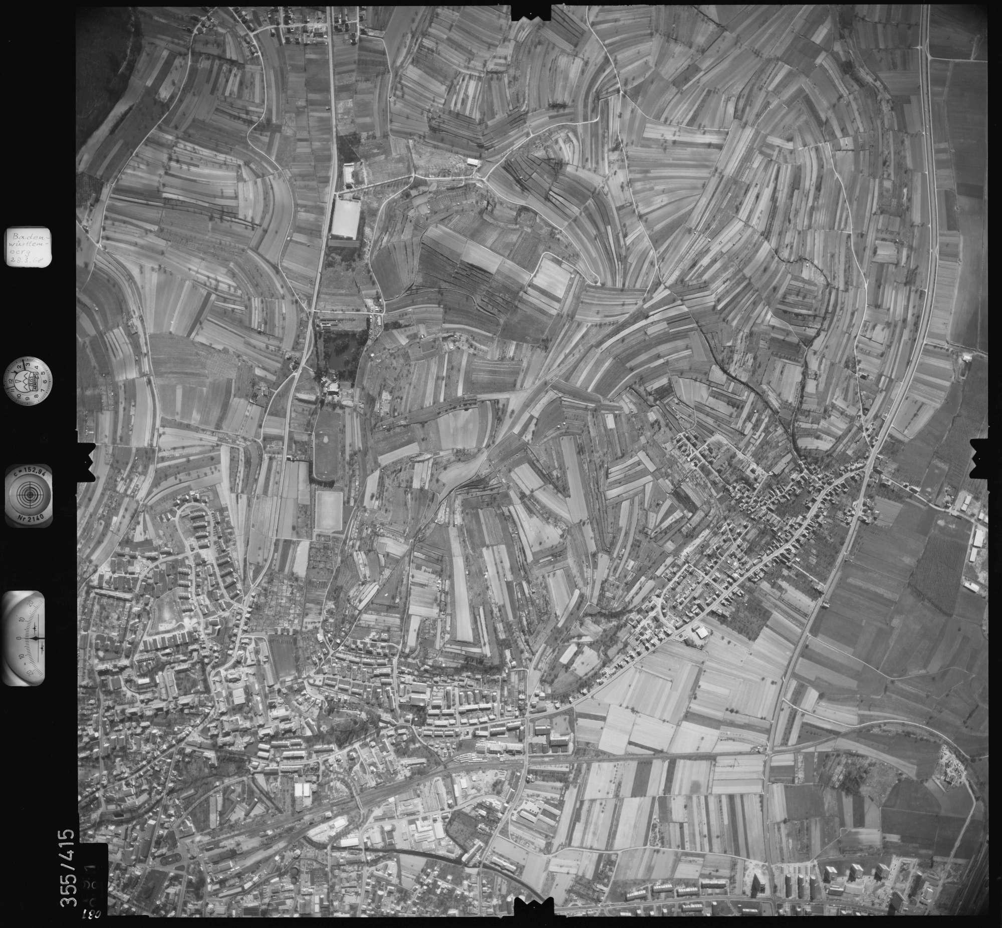 Luftbild: Film 36 Bildnr. 81, Bild 1