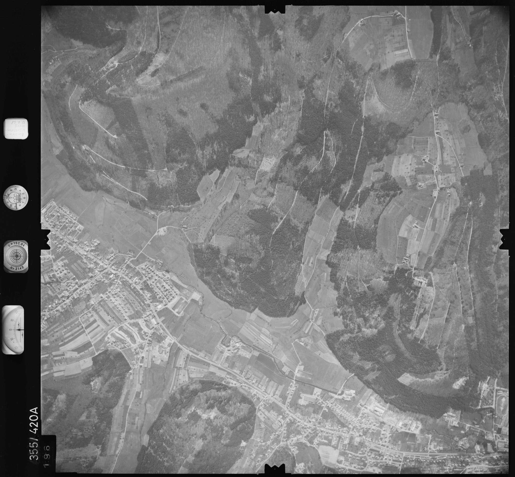 Luftbild: Film 37 Bildnr. 196, Bild 1