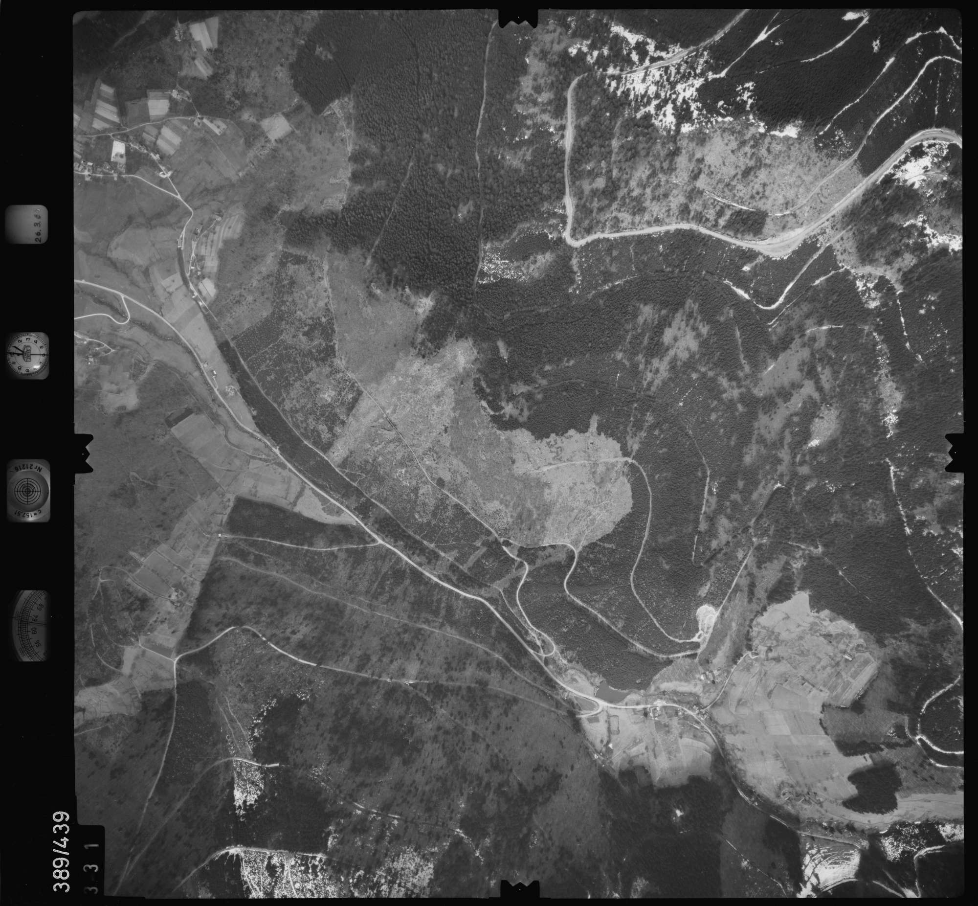Luftbild: Film 20 Bildnr. 331, Bild 1