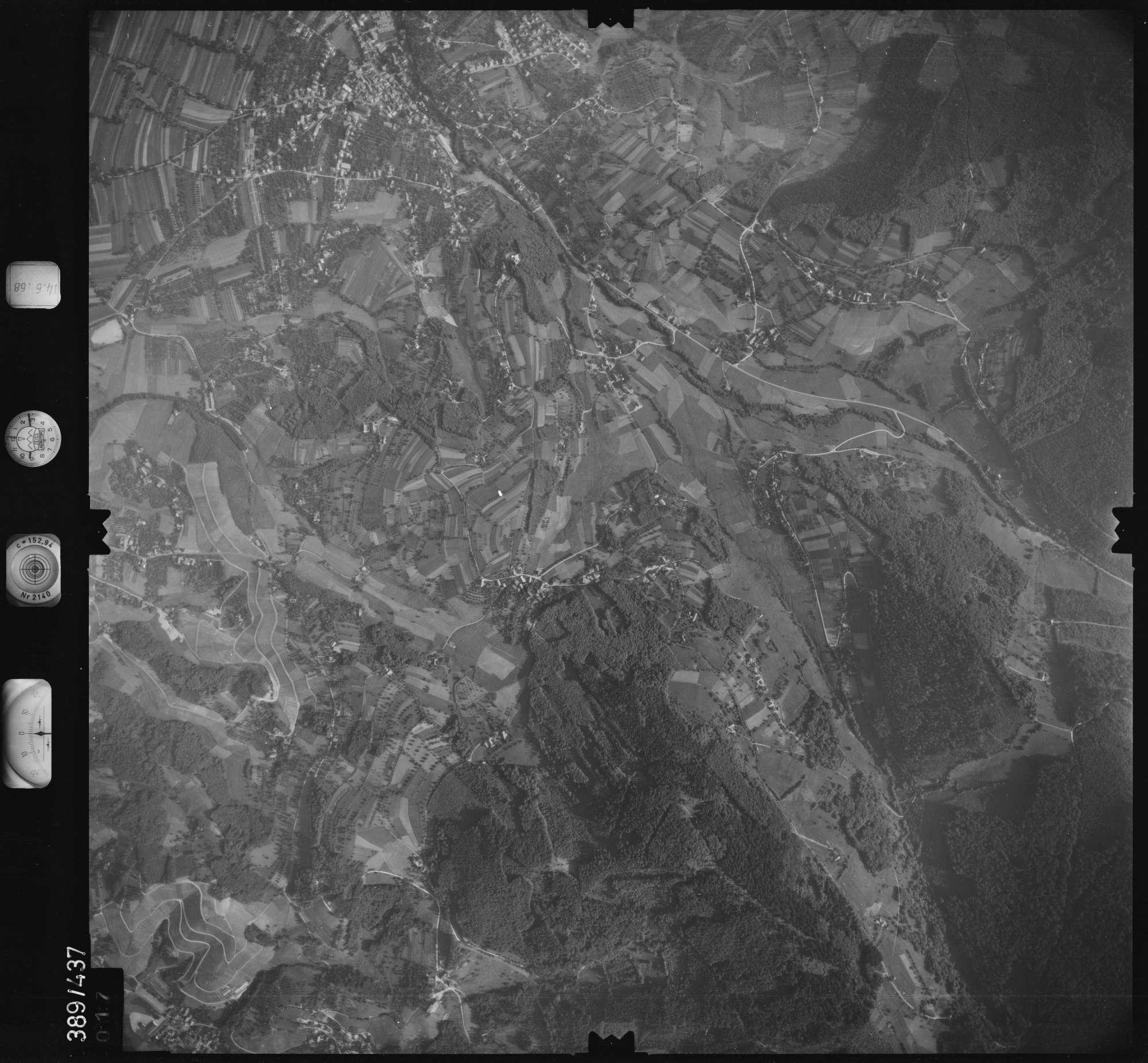 Luftbild: Film 21 Bildnr. 17, Bild 1