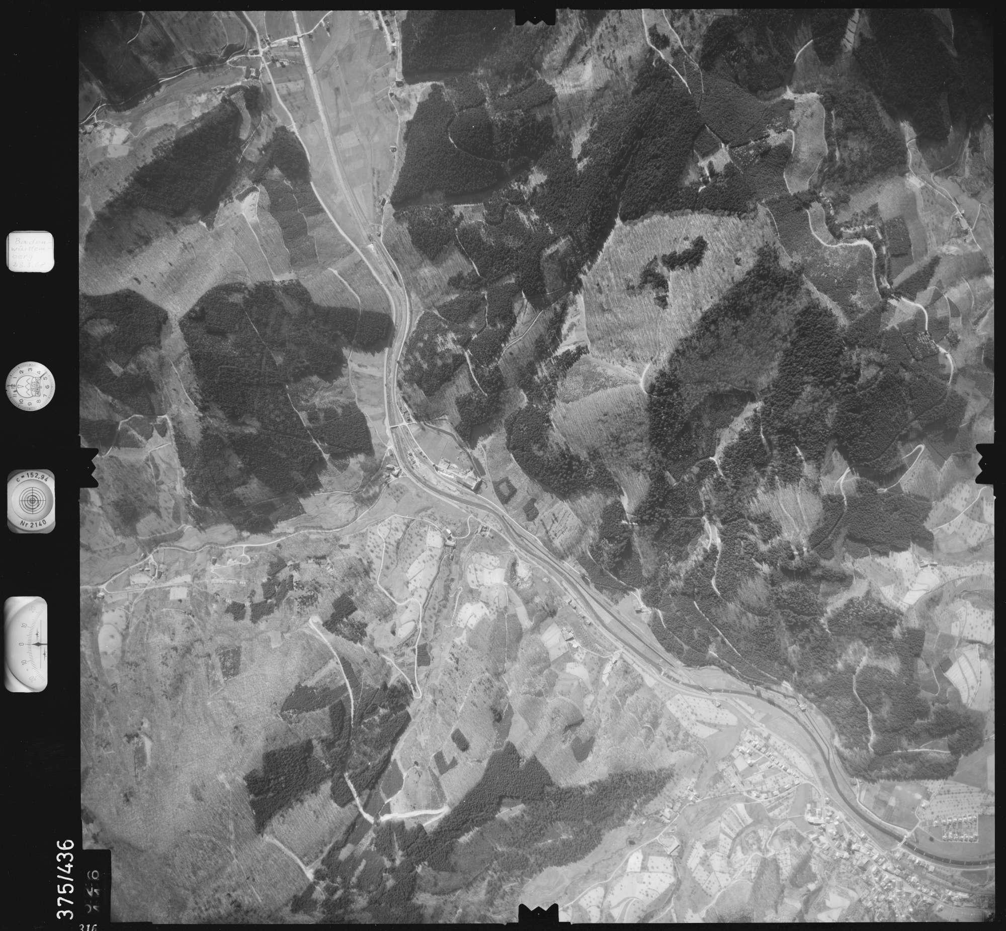 Luftbild: Film 28 Bildnr. 316, Bild 1
