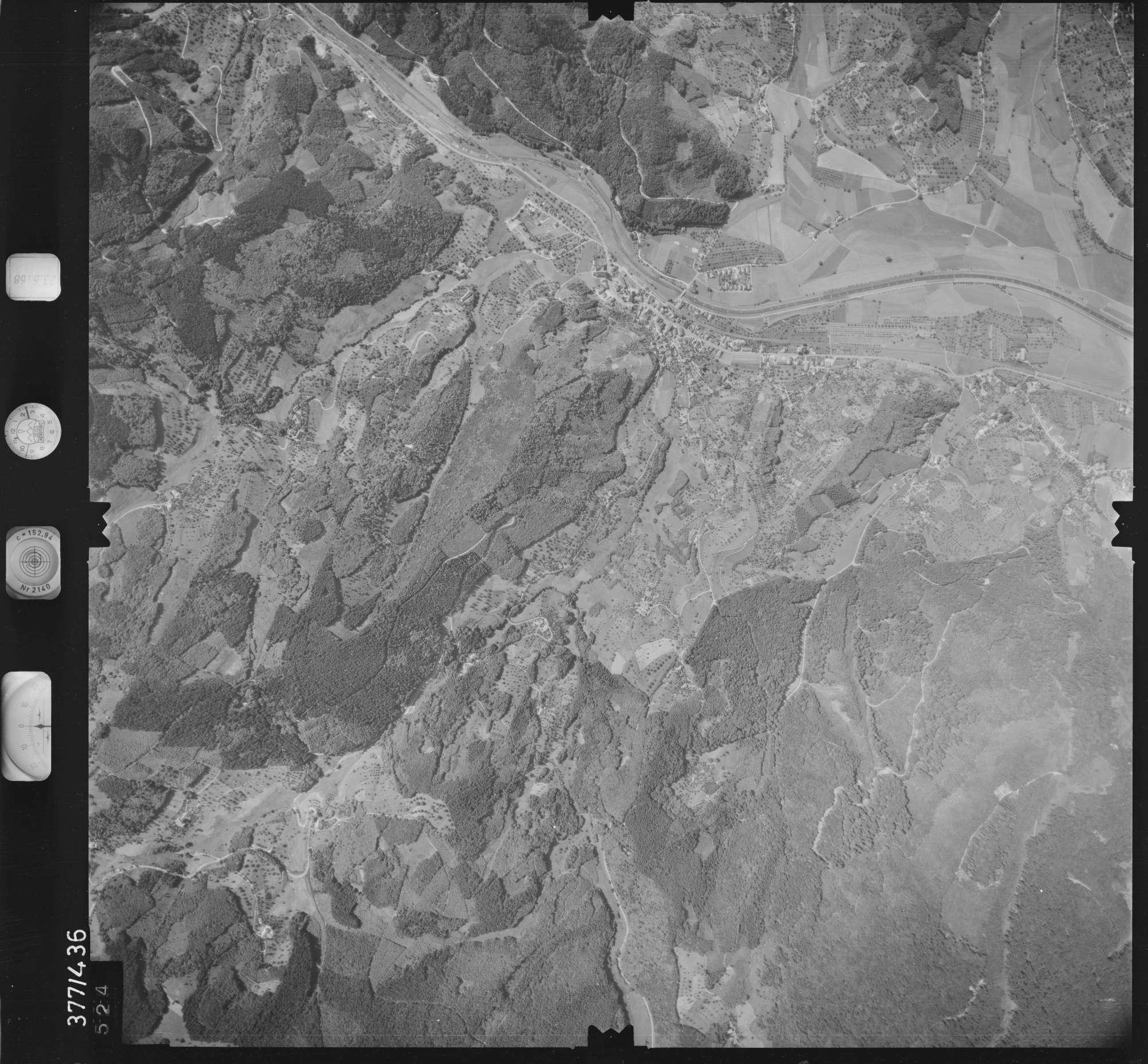 Luftbild: Film 29 Bildnr. 524, Bild 1