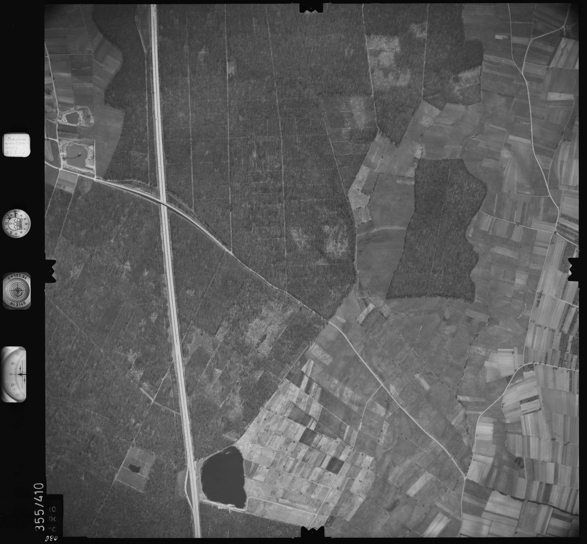 Luftbild: Film 36 Bildnr. 86, Bild 1