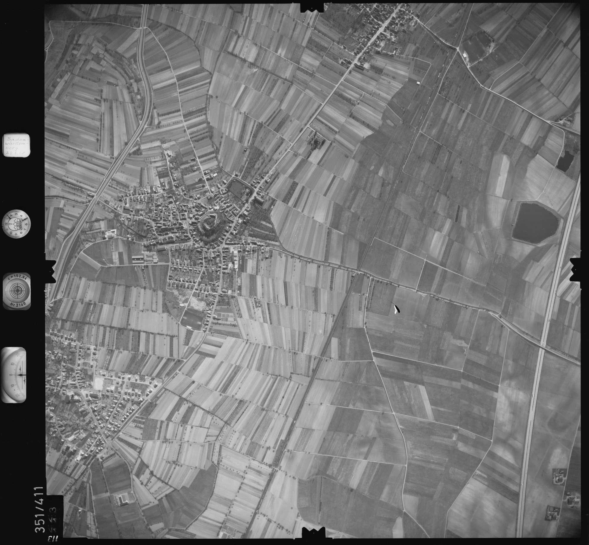 Luftbild: Film 36 Bildnr. 113, Bild 1