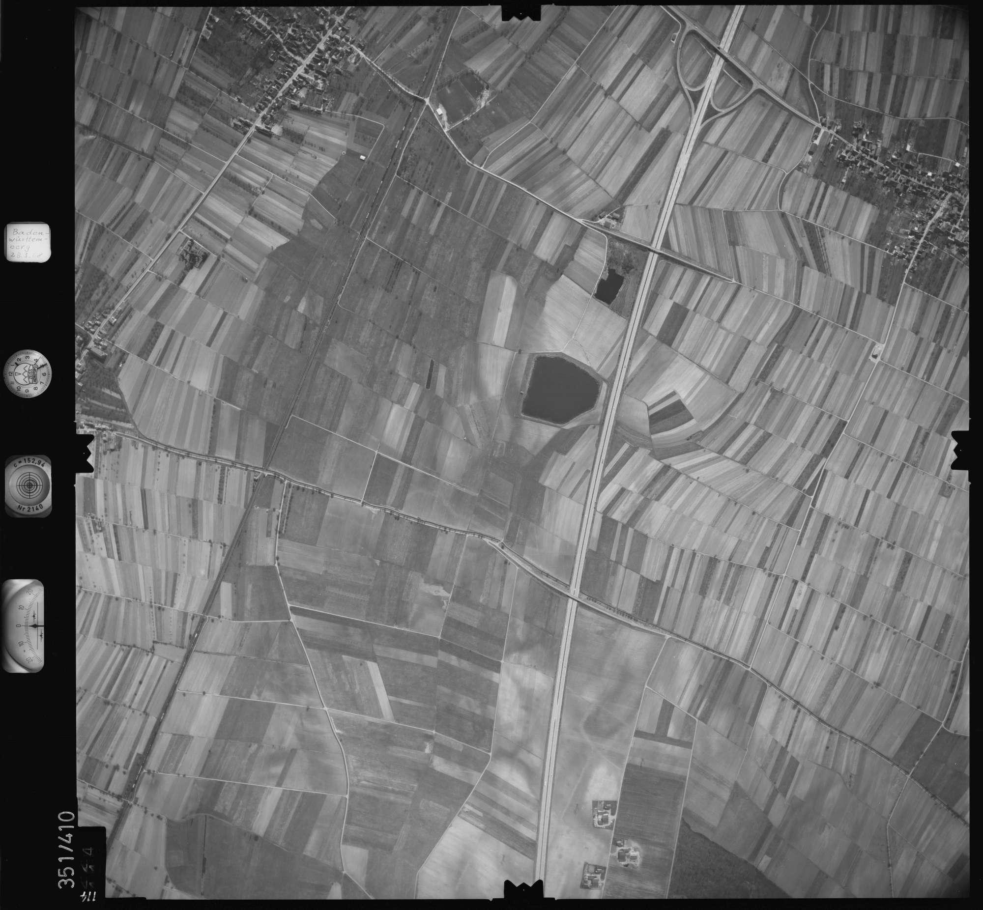 Luftbild: Film 36 Bildnr. 114, Bild 1