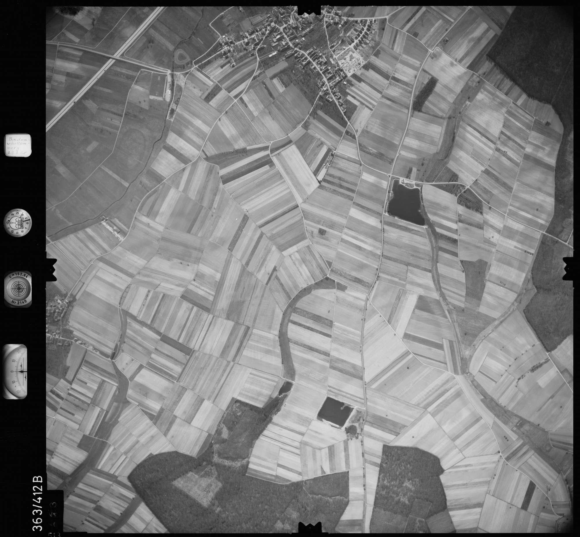 Luftbild: Film 28 Bildnr. 513, Bild 1