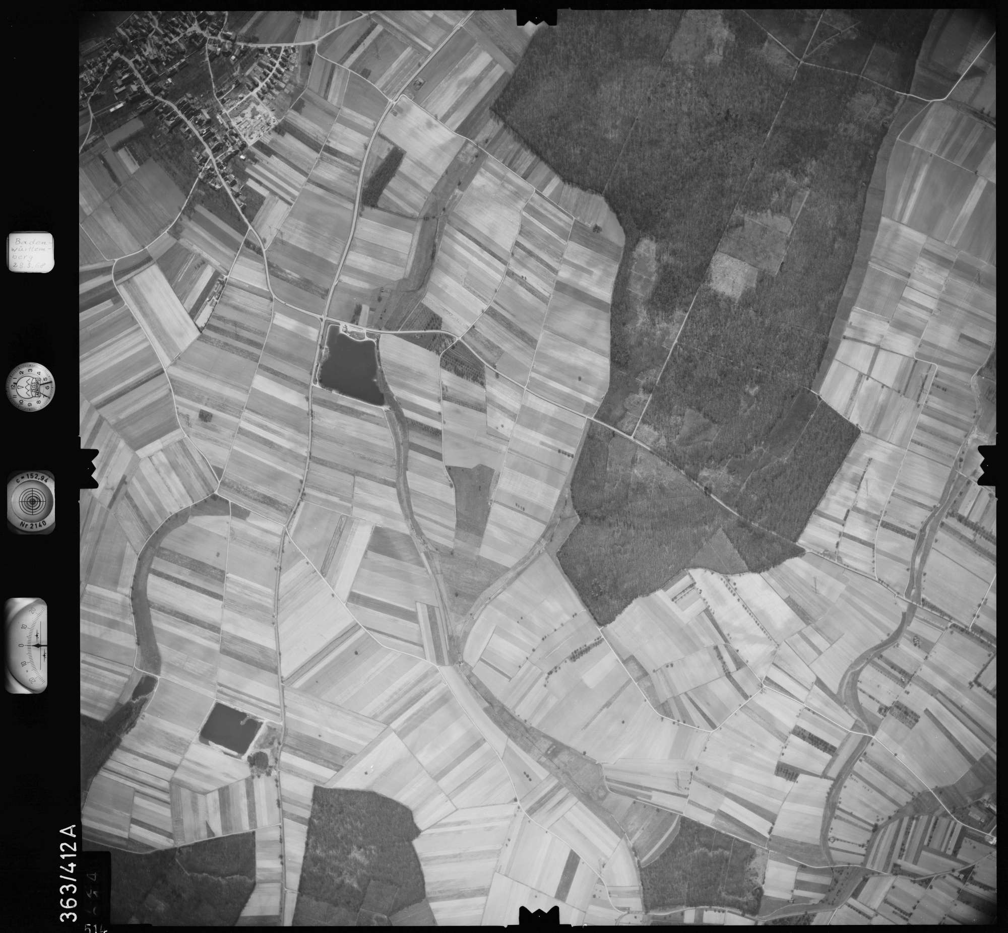 Luftbild: Film 28 Bildnr. 514, Bild 1