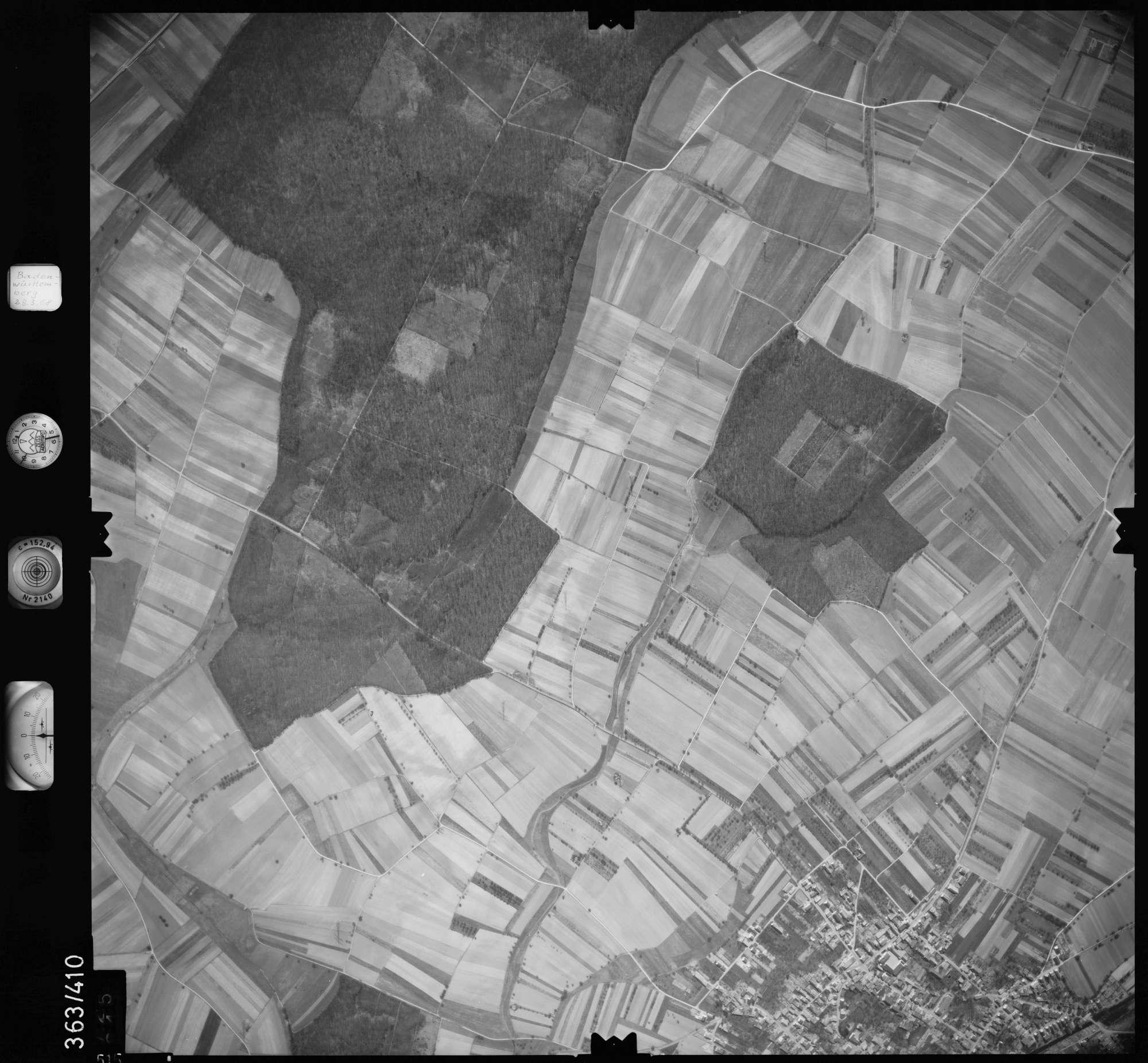Luftbild: Film 28 Bildnr. 515, Bild 1