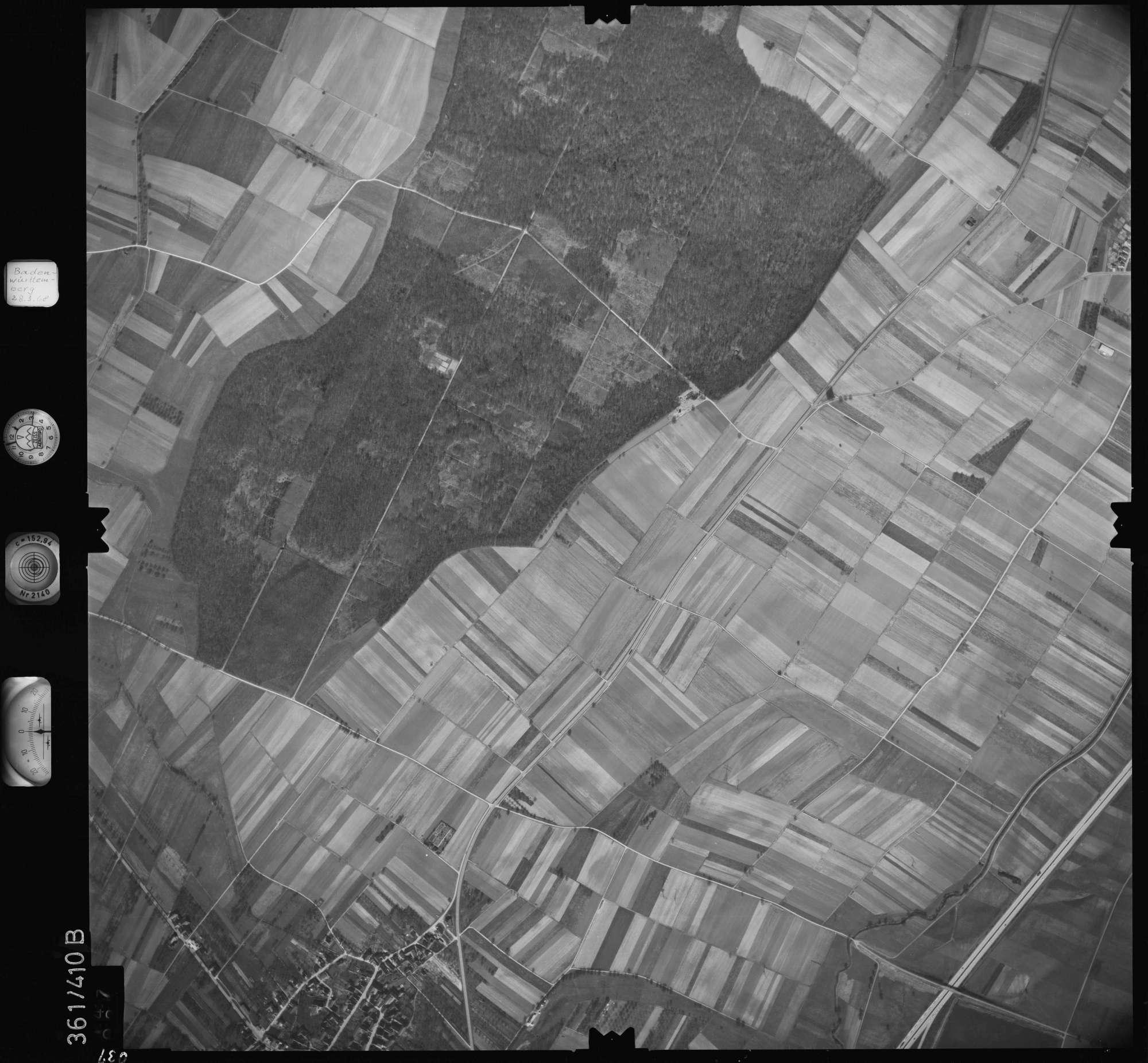 Luftbild: Film 36 Bildnr. 37, Bild 1