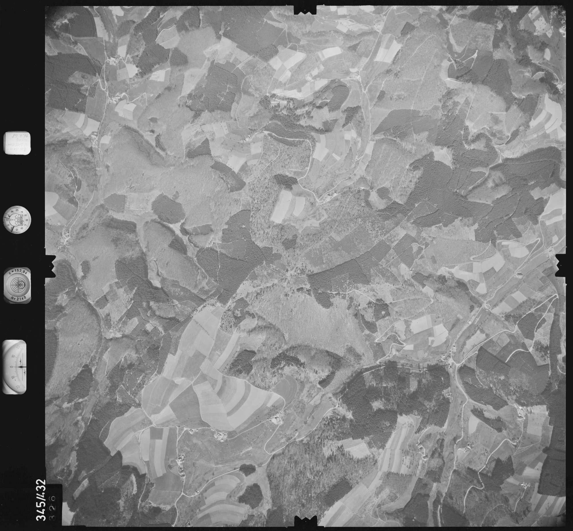 Luftbild: Film 89 Bildnr. 326, Bild 1