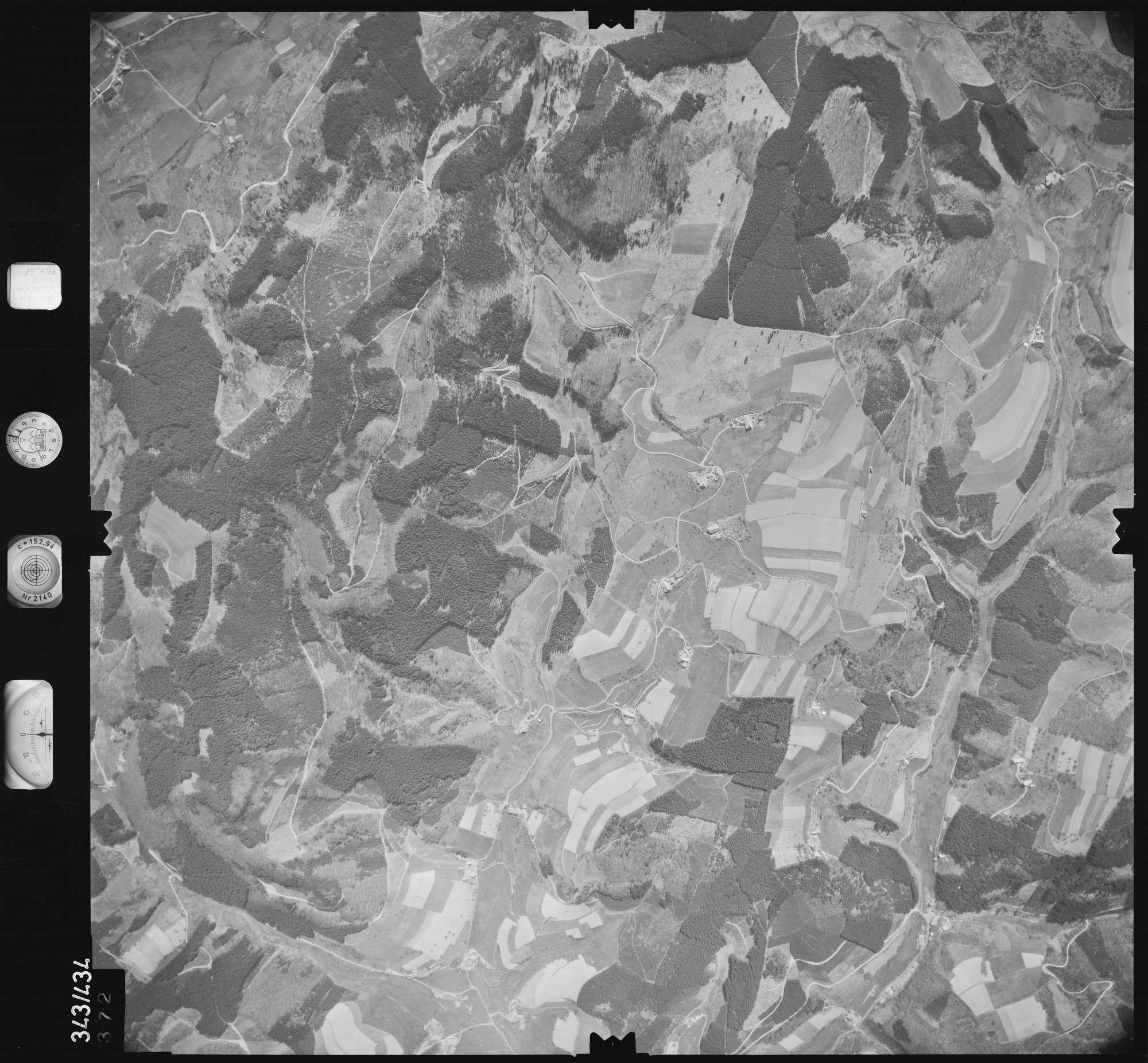Luftbild: Film 89 Bildnr. 372, Bild 1