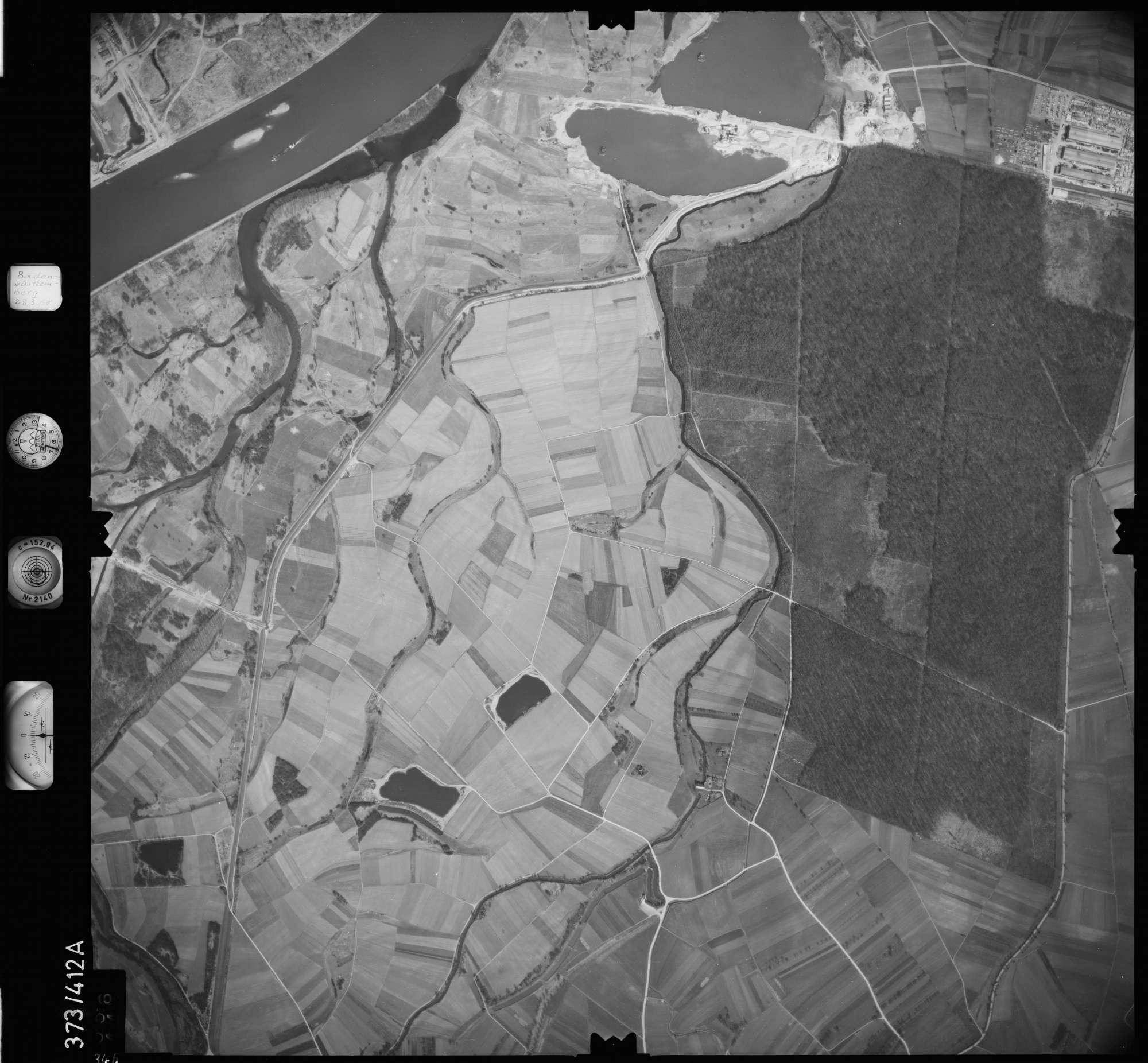 Luftbild: Film 28 Bildnr. 346, Bild 1