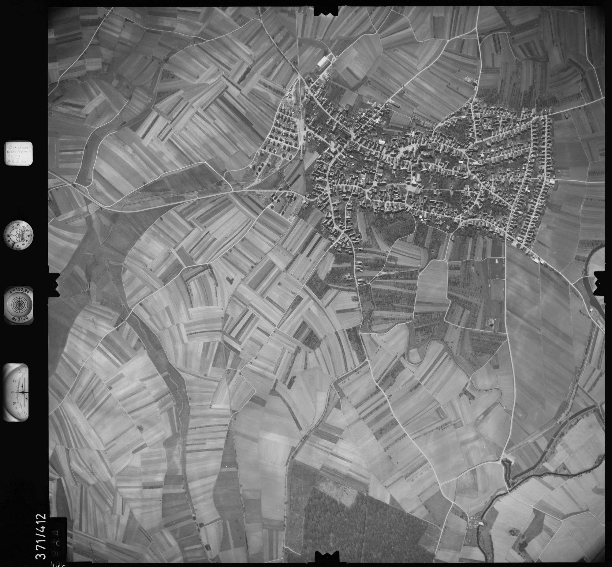 Luftbild: Film 28 Bildnr. 404, Bild 1