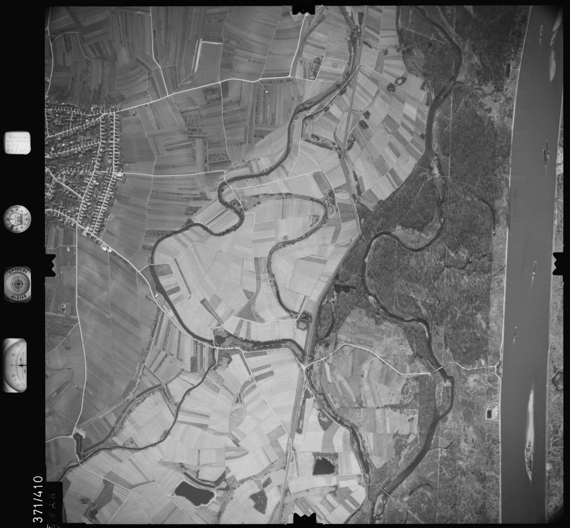 Luftbild: Film 28 Bildnr. 406, Bild 1