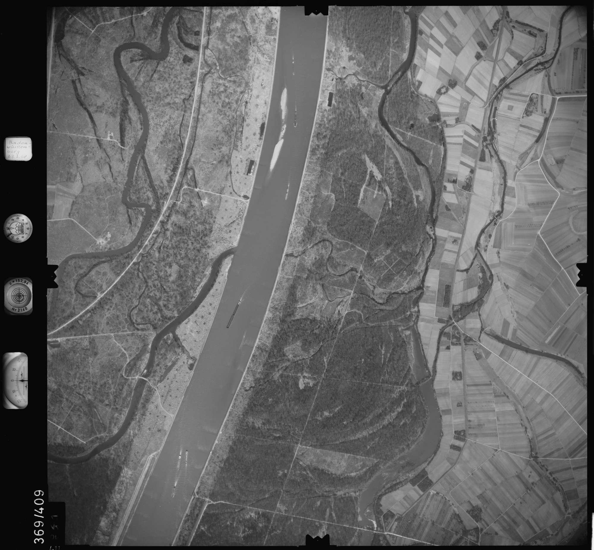 Luftbild: Film 28 Bildnr. 411, Bild 1