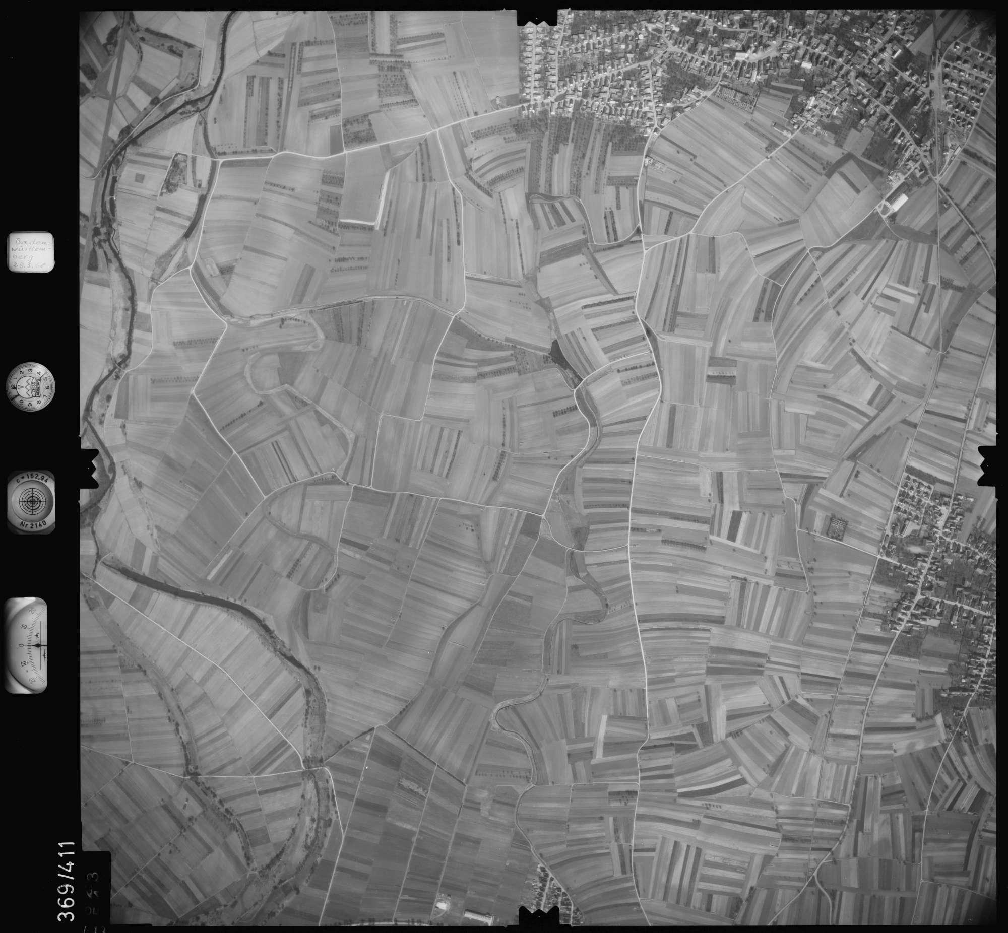 Luftbild: Film 28 Bildnr. 413, Bild 1