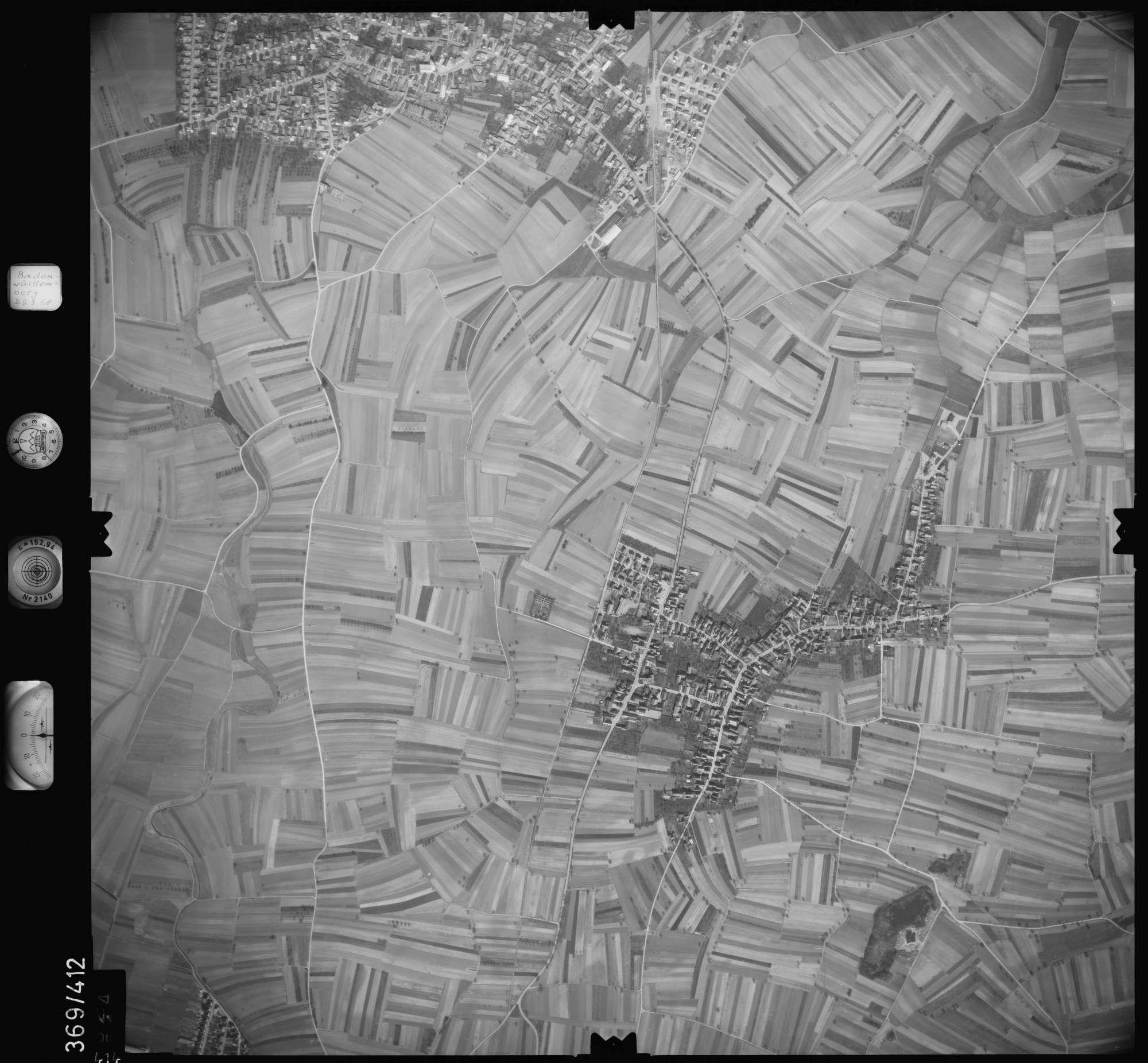 Luftbild: Film 28 Bildnr. 414, Bild 1