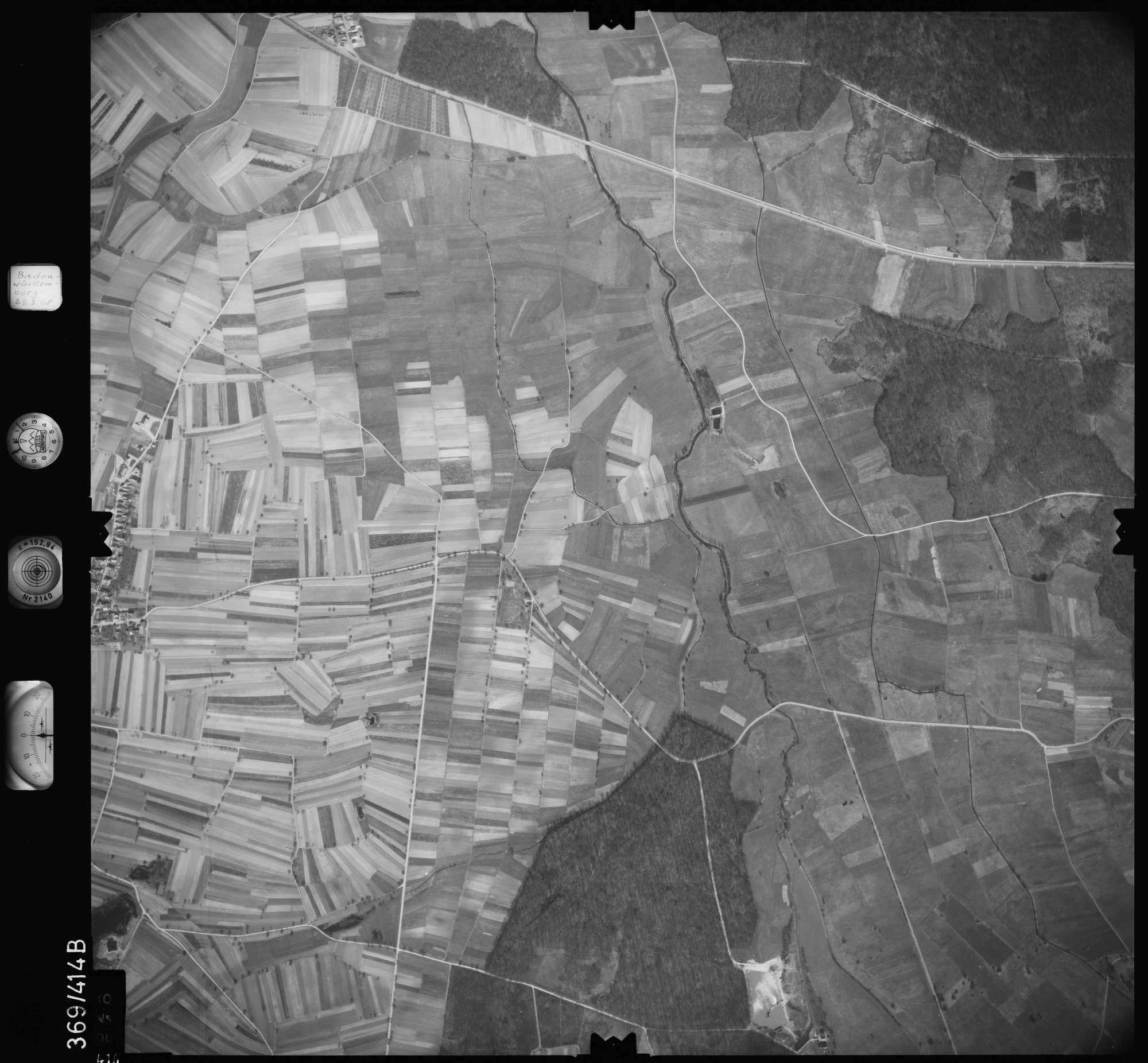 Luftbild: Film 28 Bildnr. 416, Bild 1