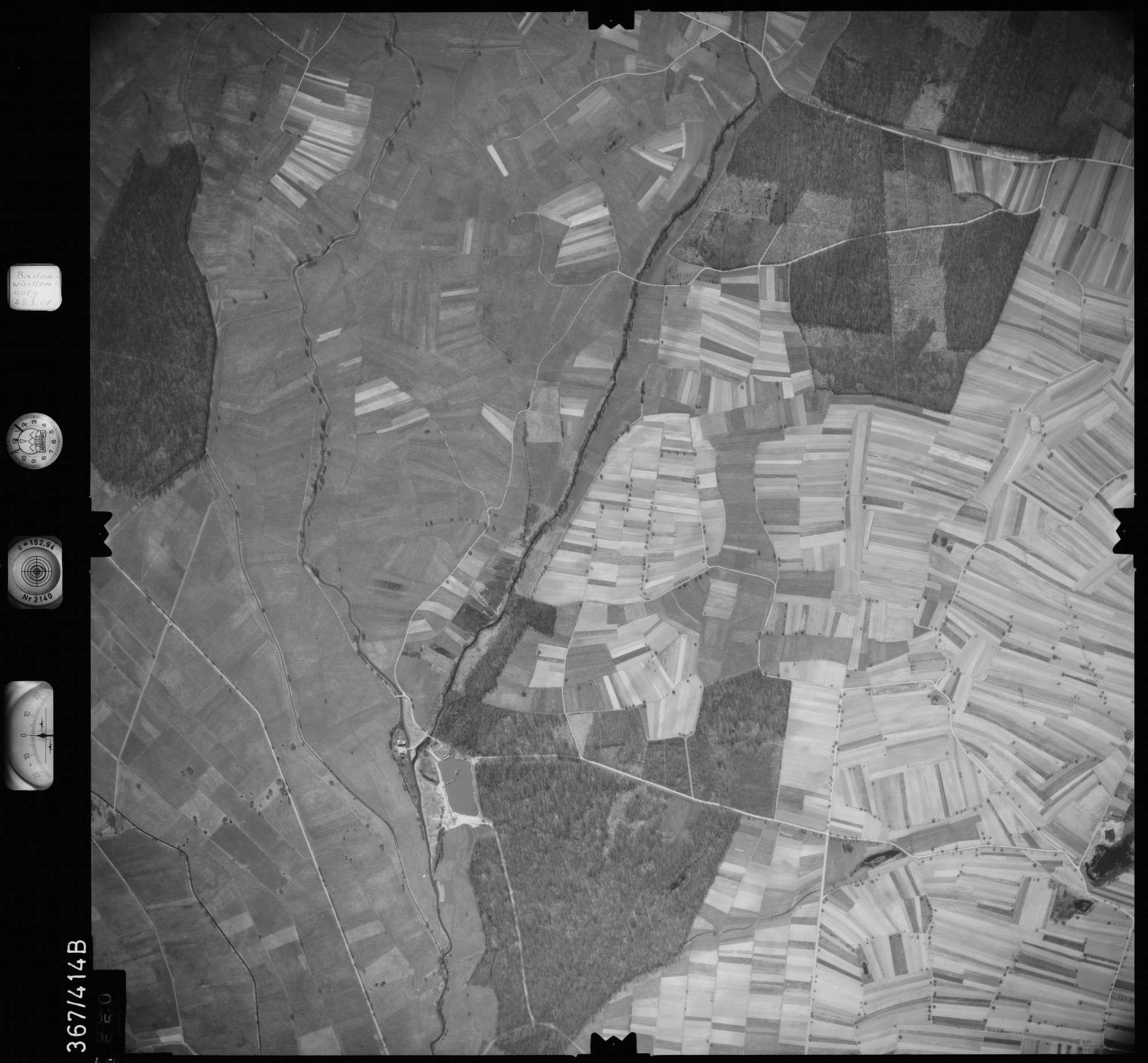 Luftbild: Film 28 Bildnr. 450, Bild 1