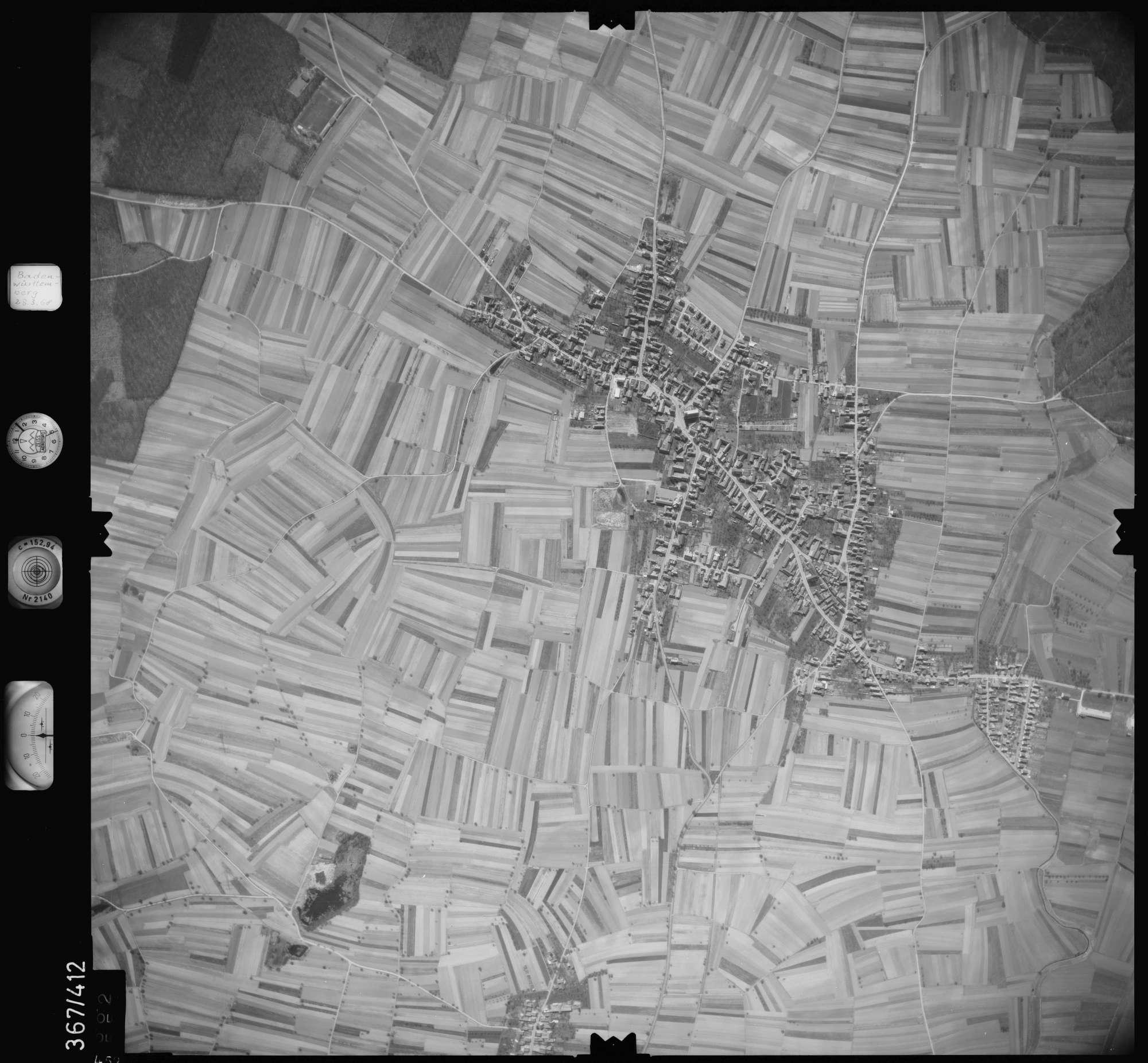 Luftbild: Film 28 Bildnr. 452, Bild 1