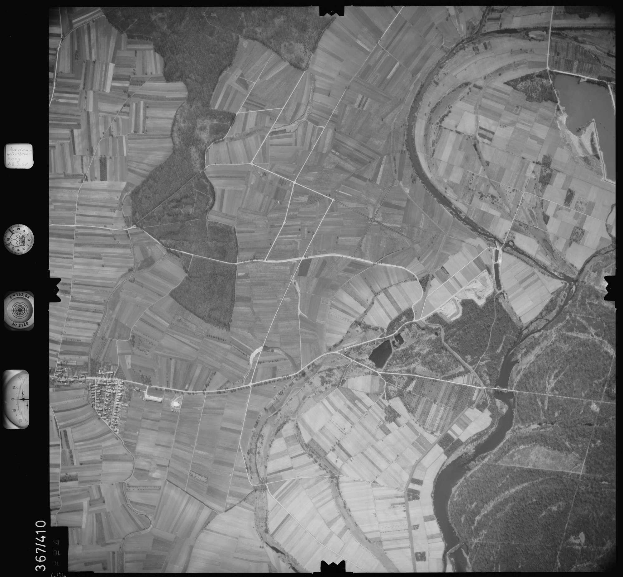 Luftbild: Film 28 Bildnr. 454, Bild 1