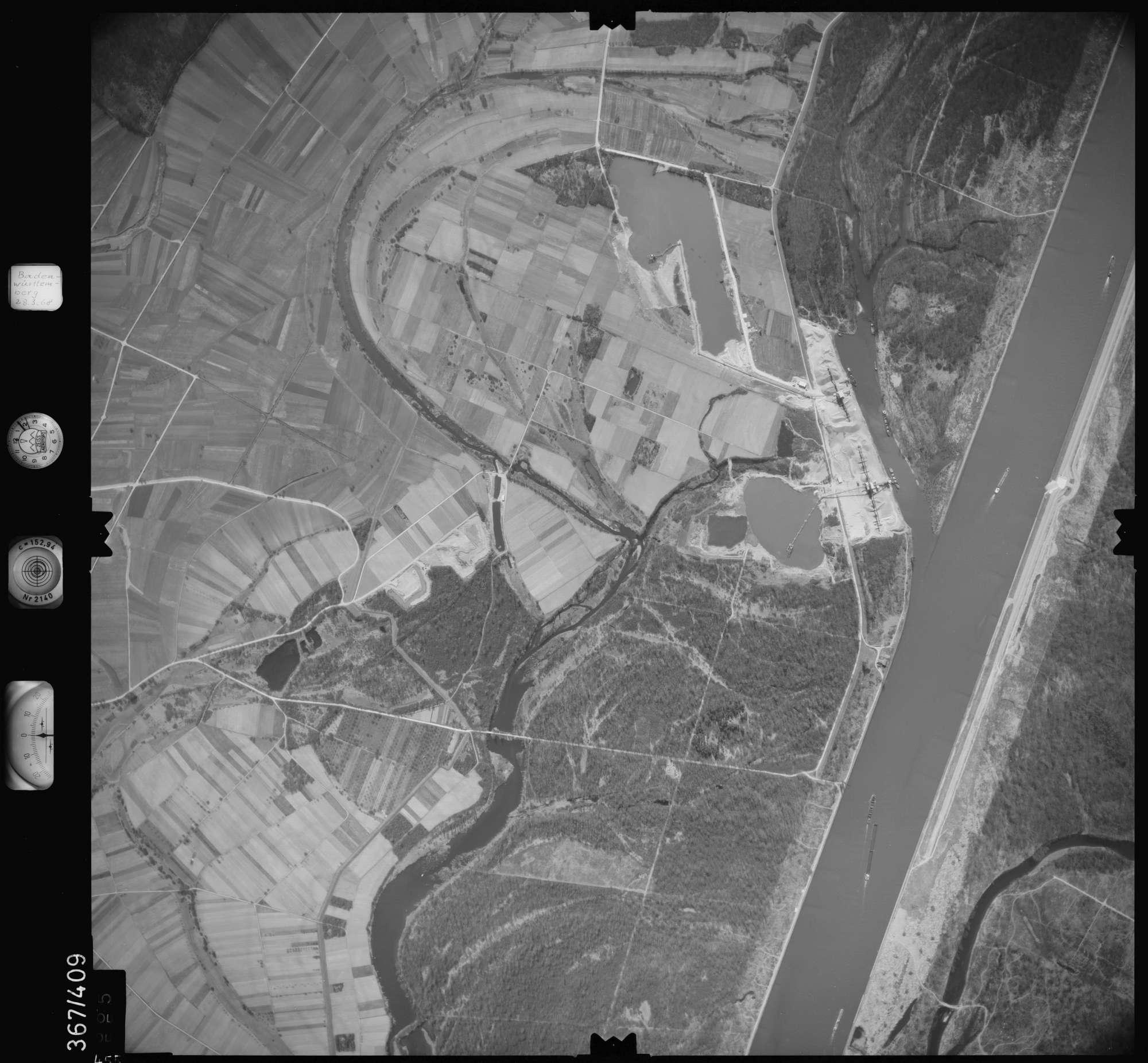 Luftbild: Film 28 Bildnr. 455, Bild 1