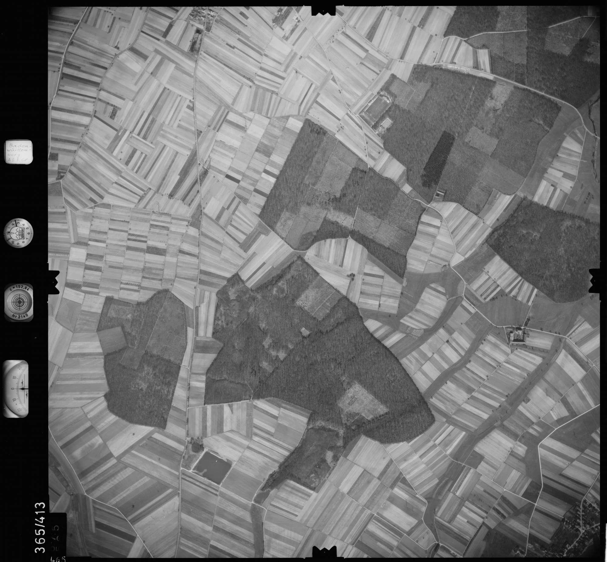 Luftbild: Film 28 Bildnr. 465, Bild 1
