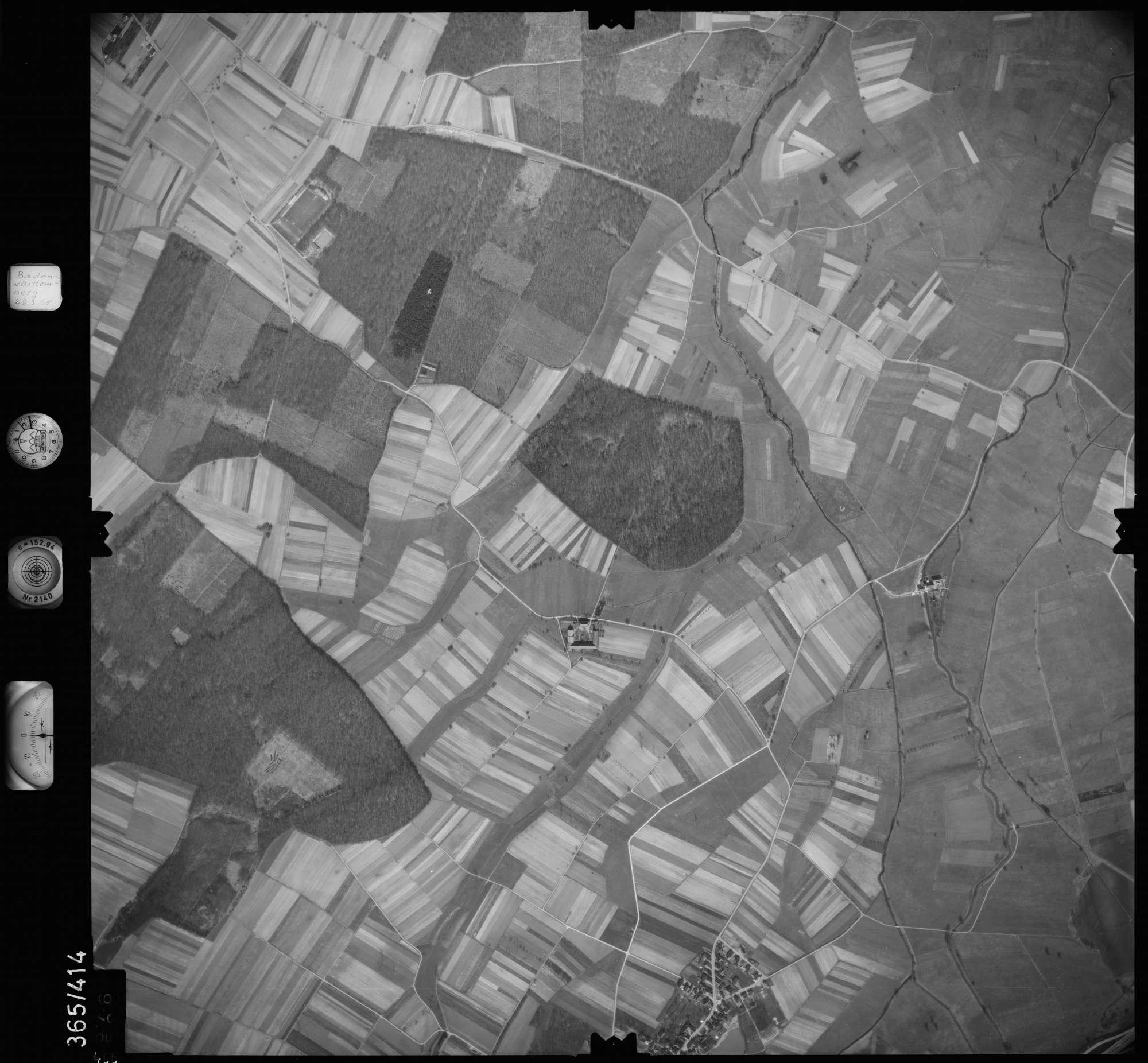 Luftbild: Film 28 Bildnr. 466, Bild 1