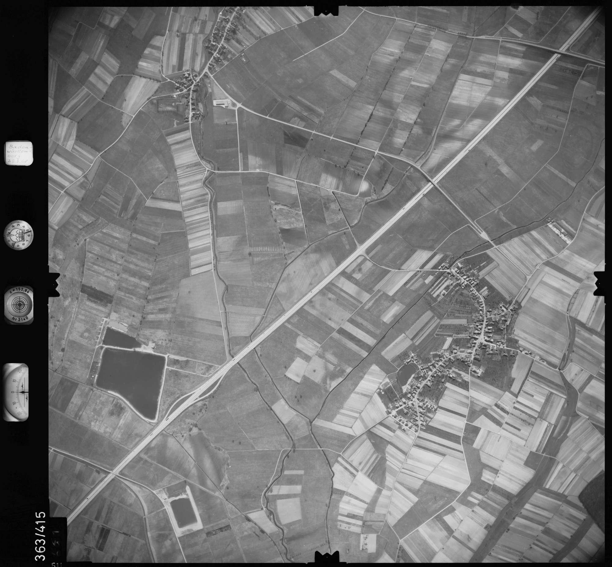 Luftbild: Film 28 Bildnr. 511, Bild 1