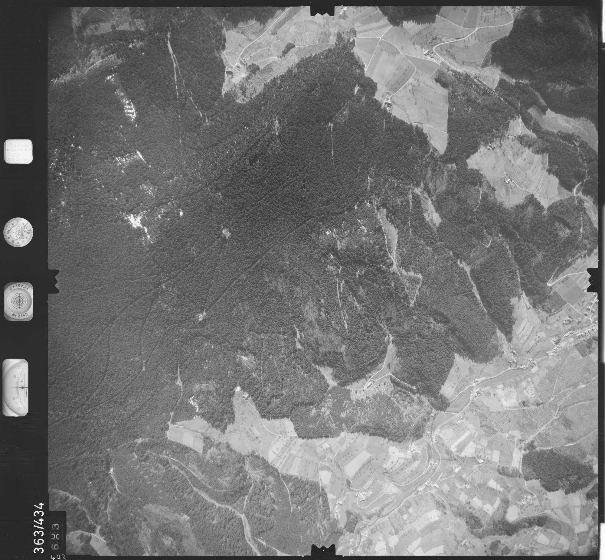 Luftbild: Film 28 Bildnr. 493, Bild 1