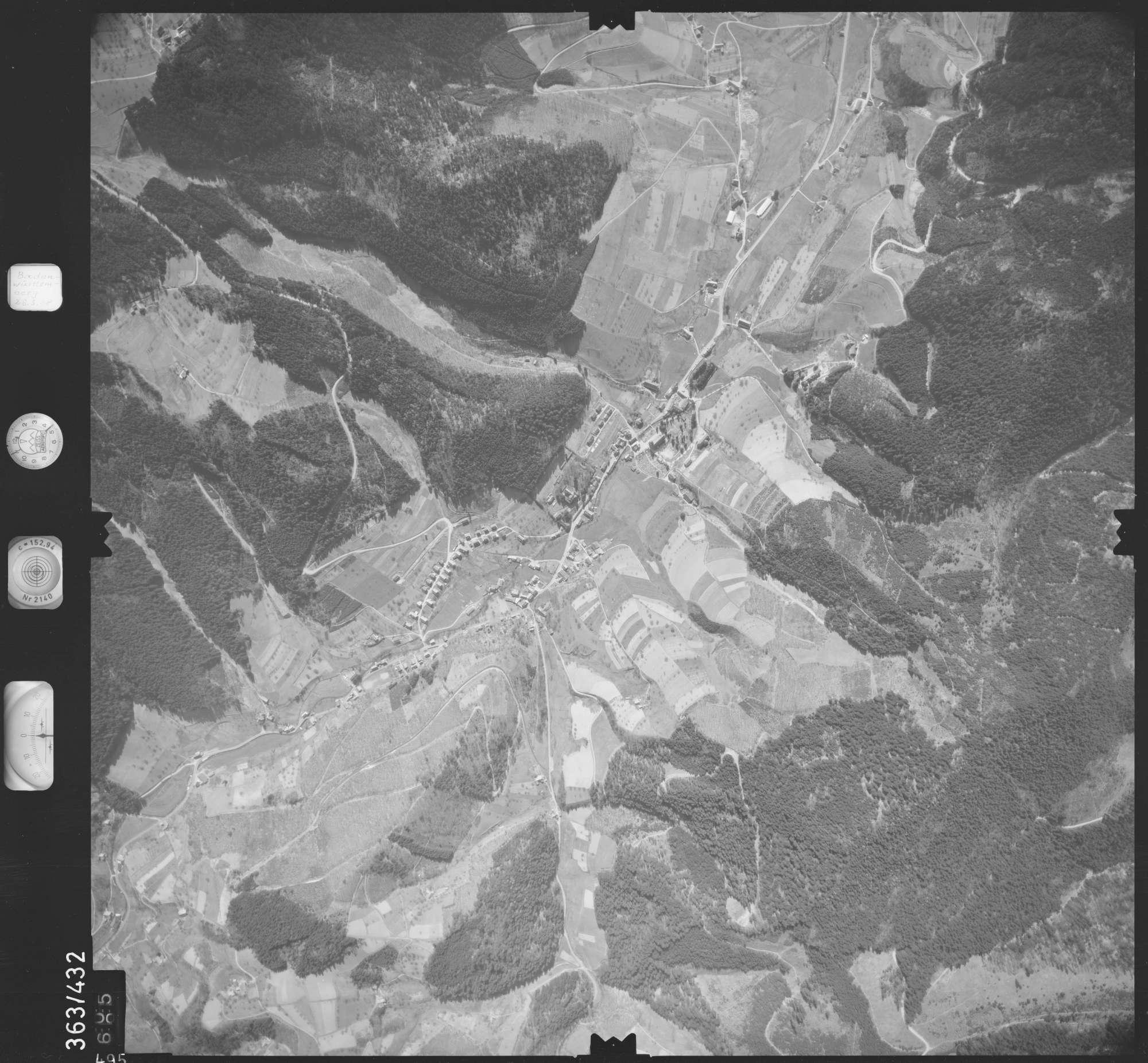 Luftbild: Film 28 Bildnr. 495, Bild 1