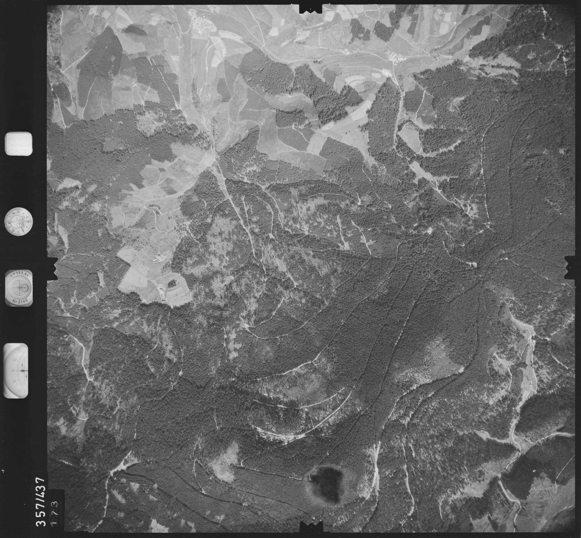 Luftbild: Film 11 Bildnr. 173, Bild 1
