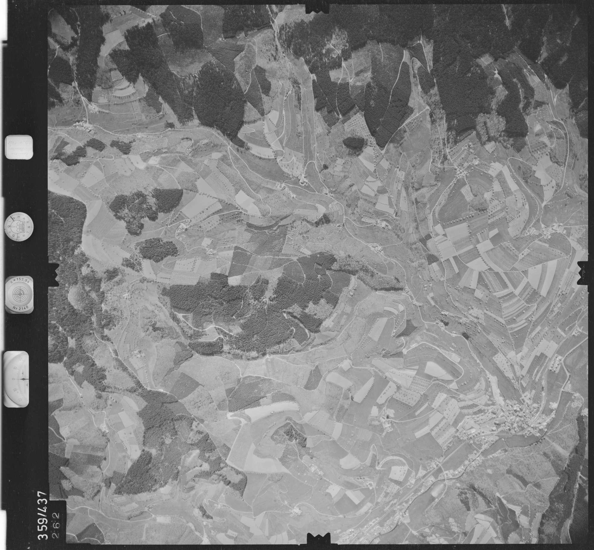 Luftbild: Film 11 Bildnr. 262, Bild 1