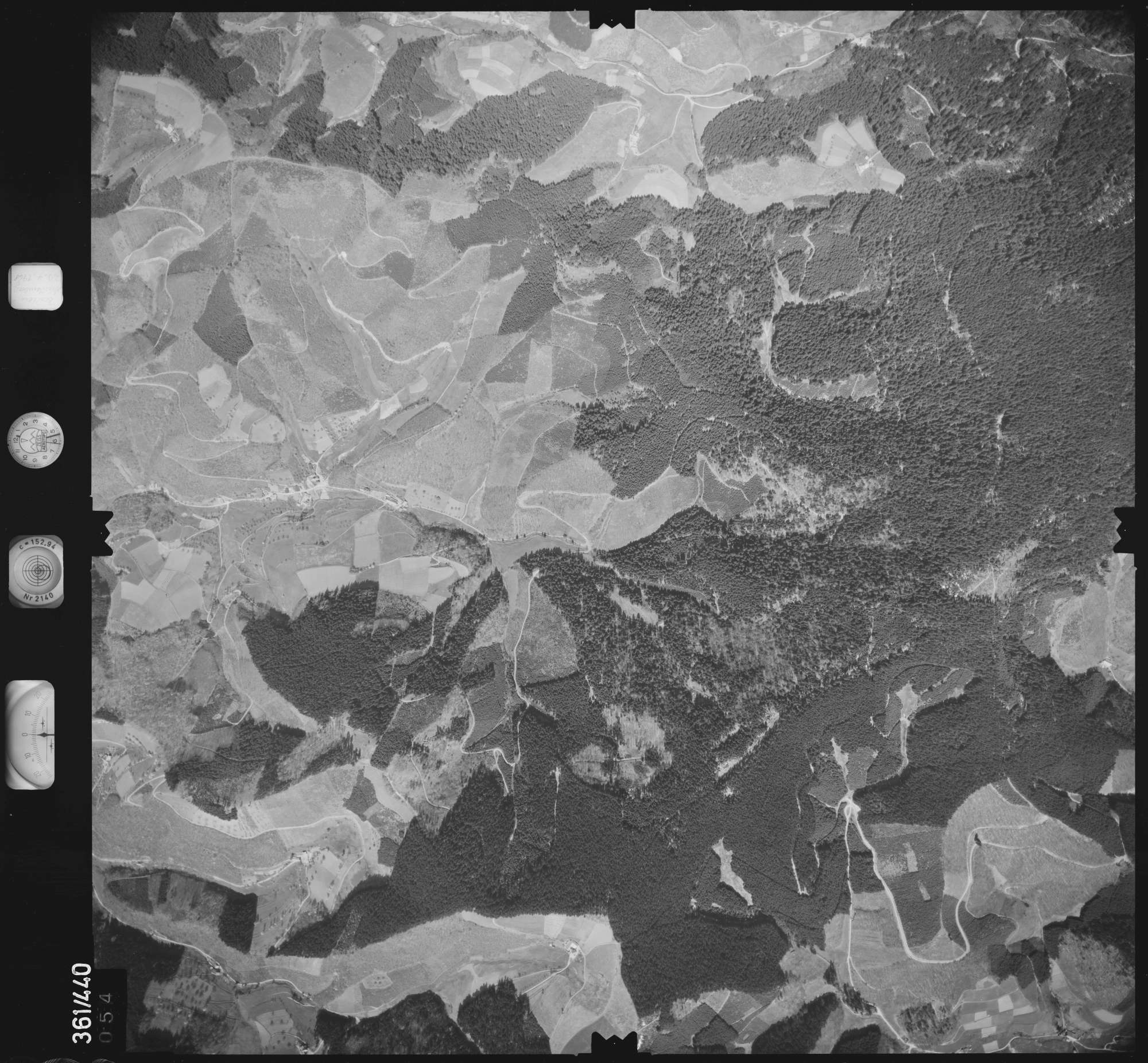 Luftbild: Film 15 Bildnr. 54, Bild 1