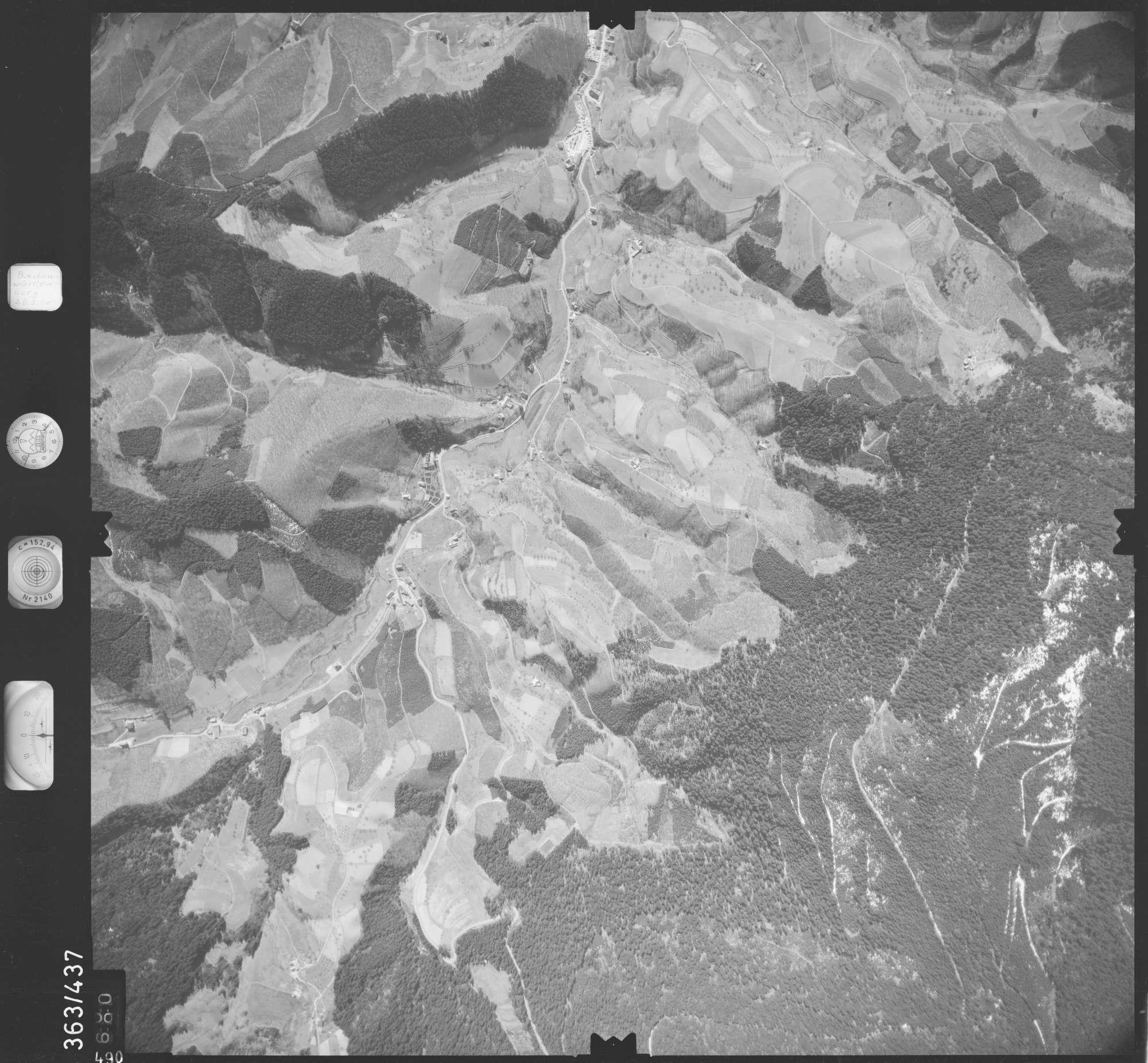 Luftbild: Film 28 Bildnr. 490, Bild 1