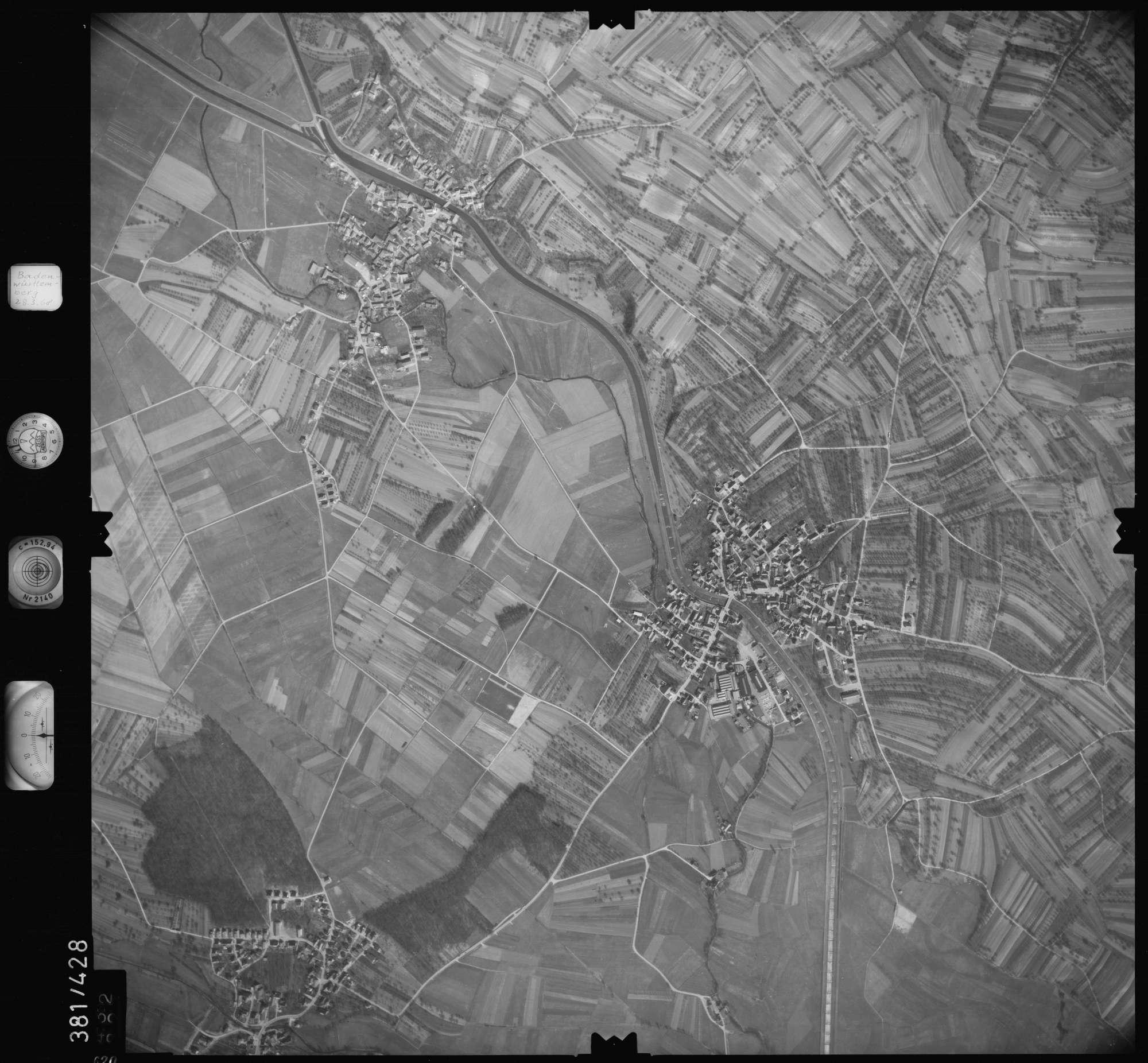 Luftbild: Film 24 Bildnr. 620, Bild 1