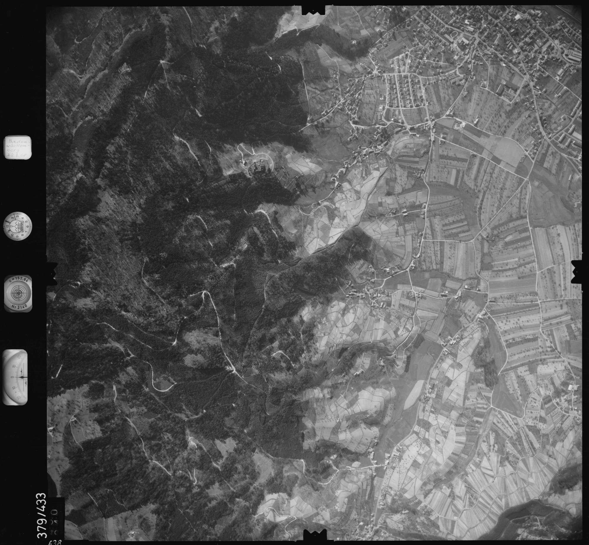 Luftbild: Film 24 Bildnr. 638, Bild 1