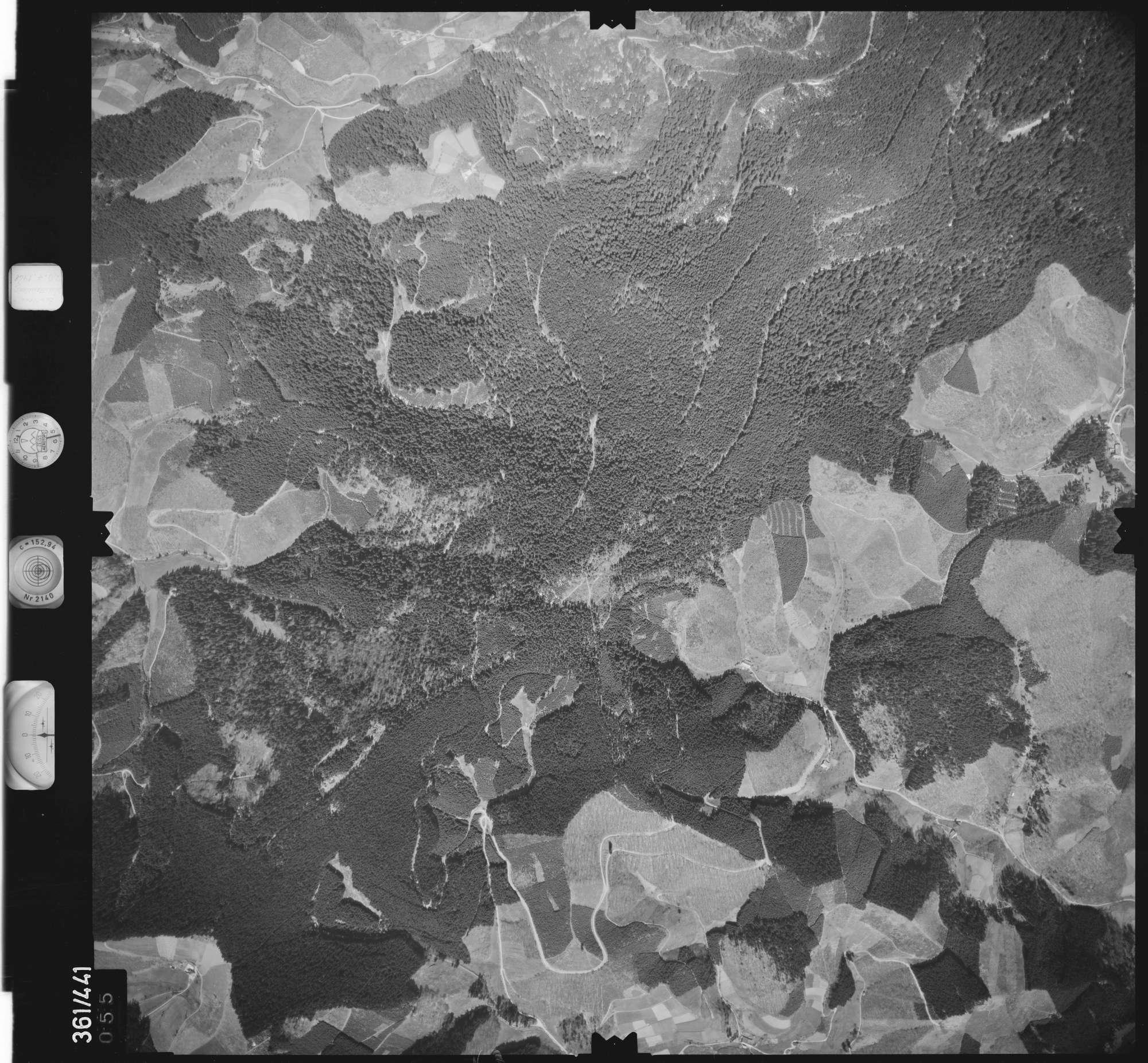 Luftbild: Film 15 Bildnr. 55, Bild 1