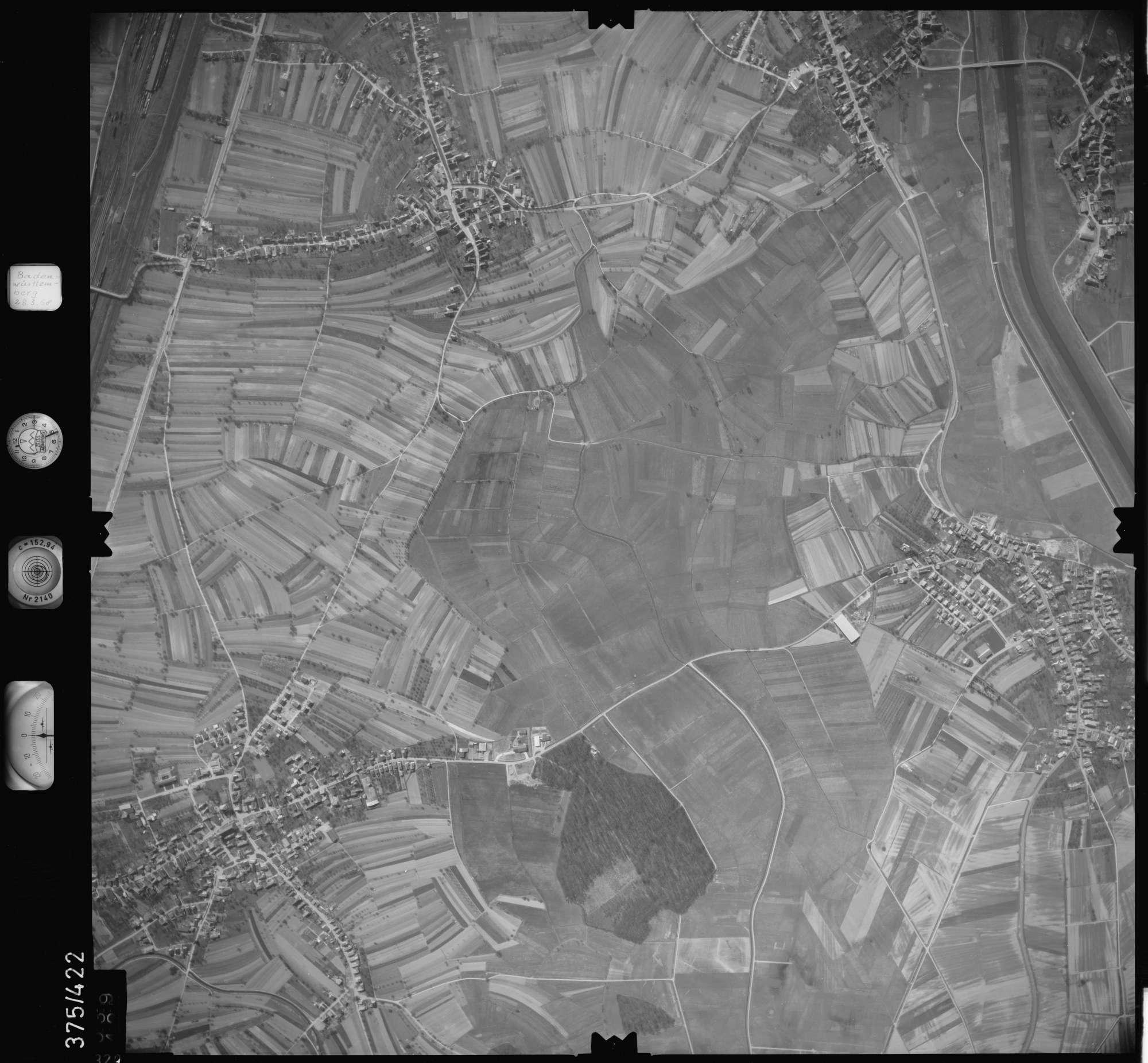 Luftbild: Film 28 Bildnr. 329, Bild 1