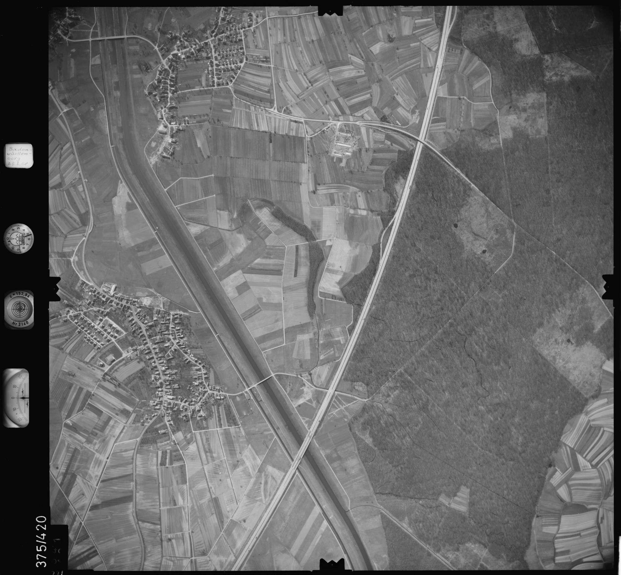 Luftbild: Film 28 Bildnr. 331, Bild 1
