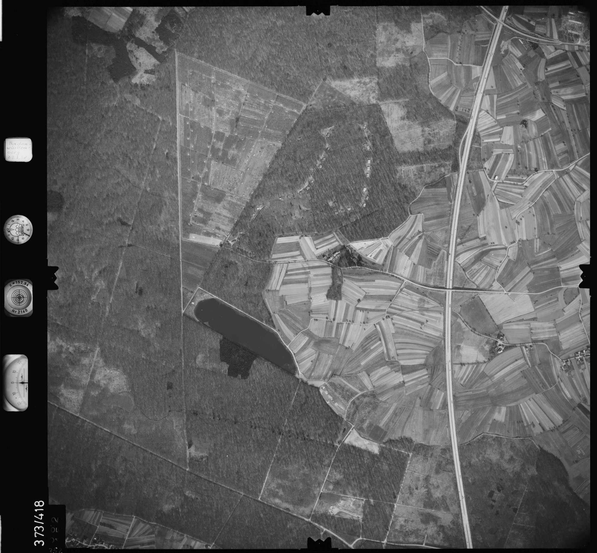 Luftbild: Film 28 Bildnr. 352, Bild 1