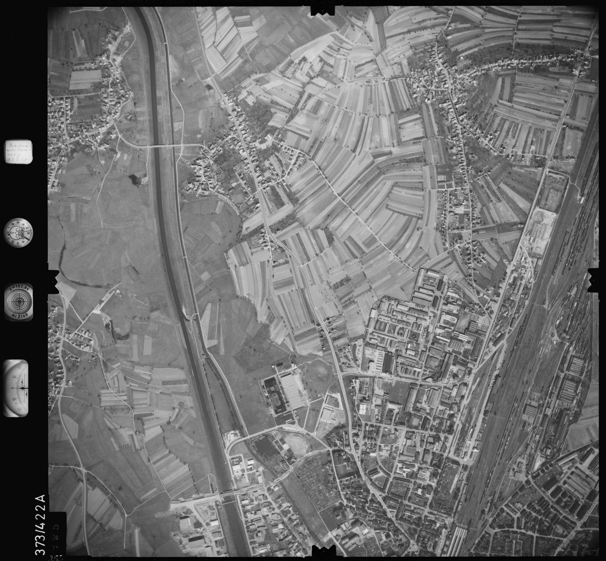 Luftbild: Film 28 Bildnr. 355, Bild 1